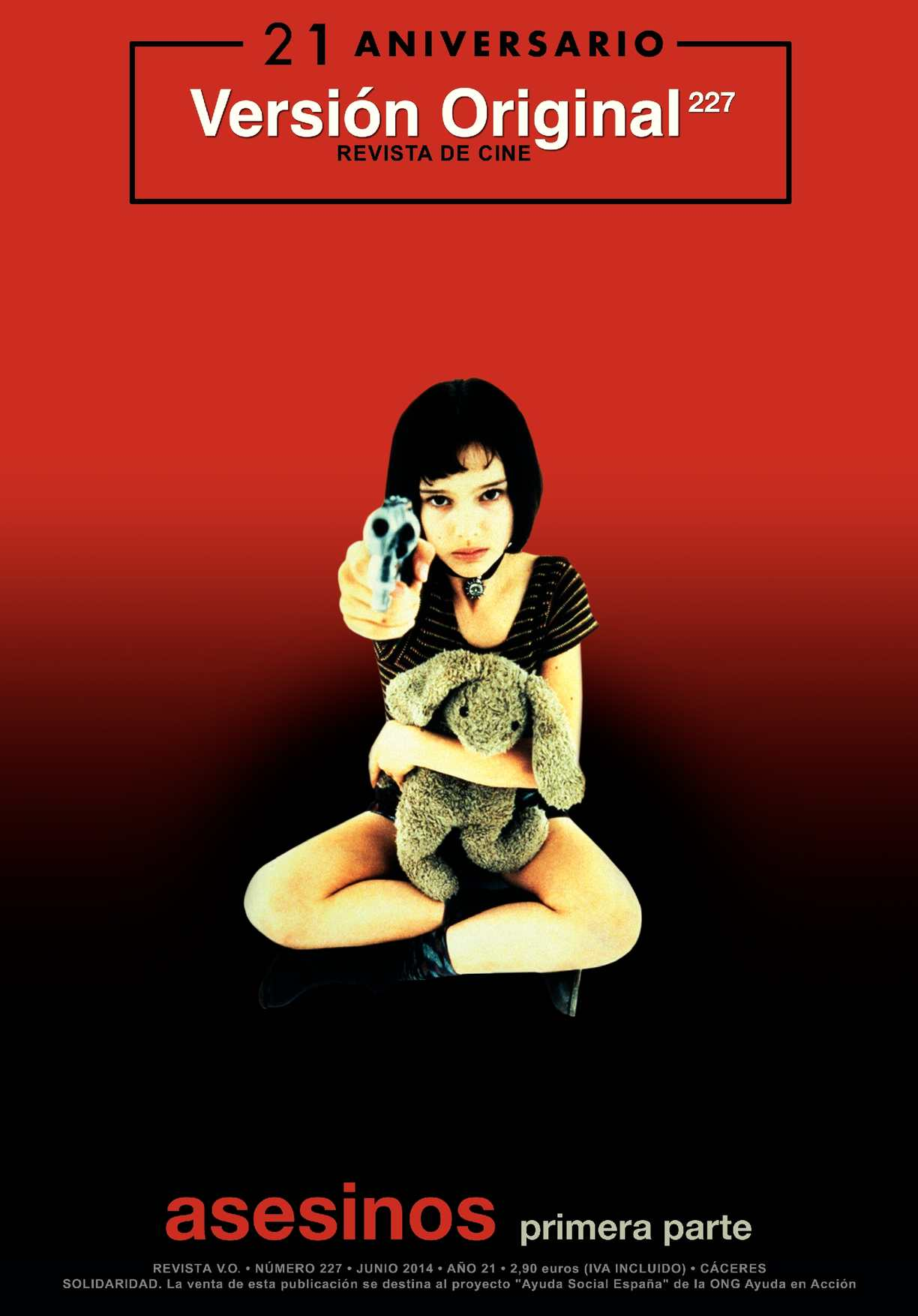 Revista de Cine Versión Original 227. Asesinos Primera Parte