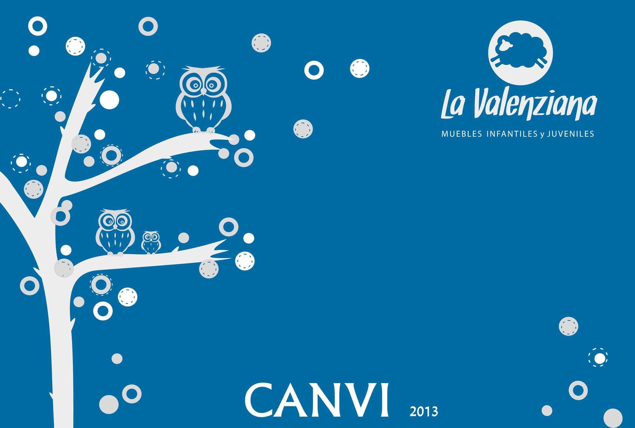 Catálogo Canvi La Valenziana