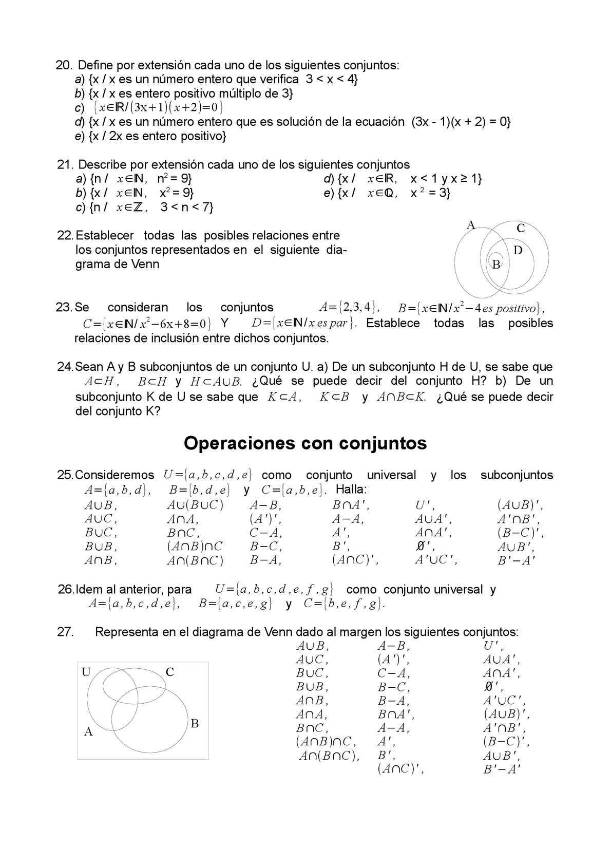 Ejercicios Practicos De Conjuntos Calameo Downloader