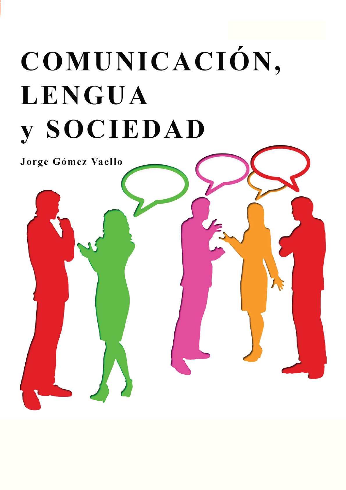 Calaméo - Comunicación, lengua y sociedad
