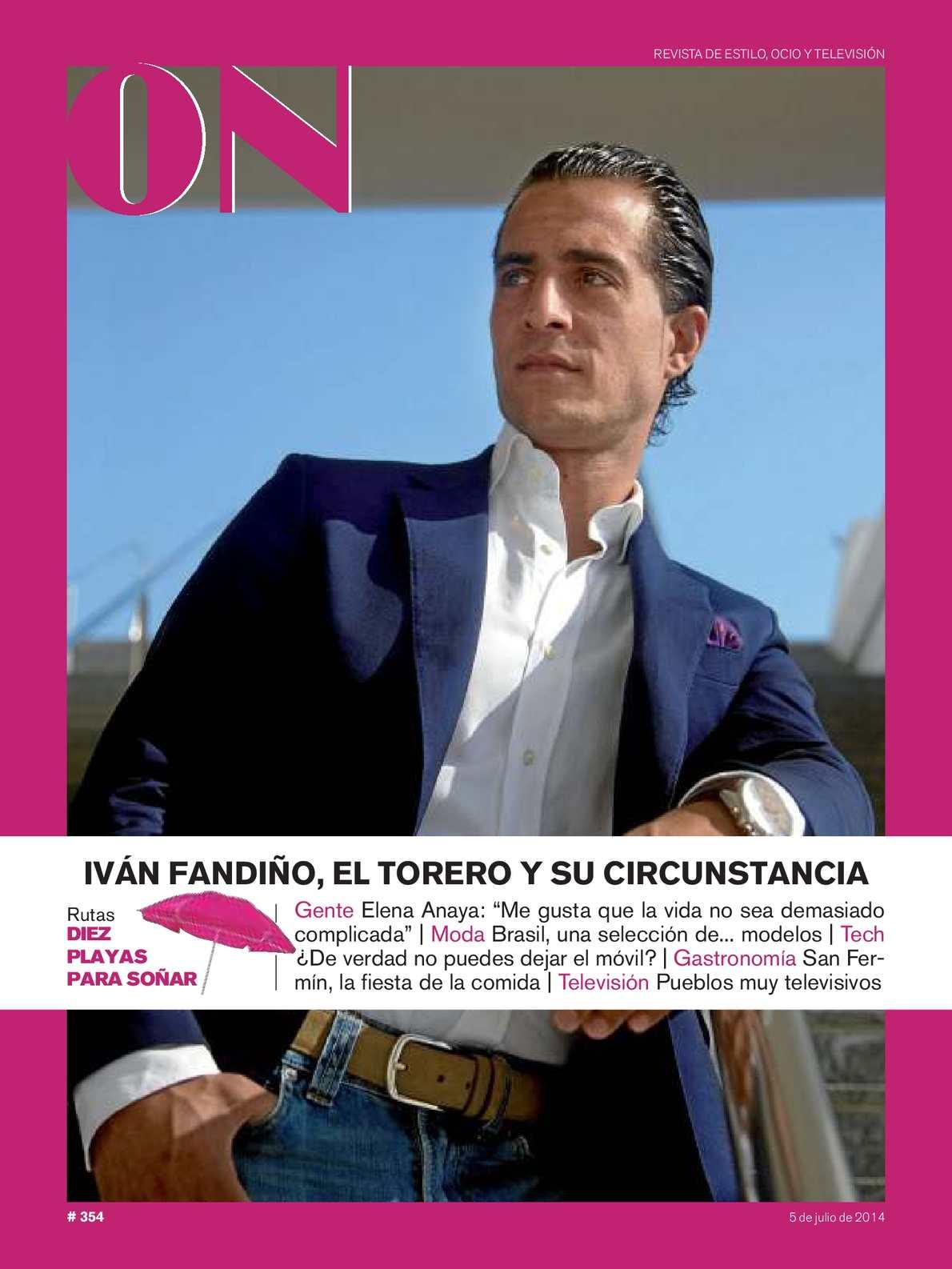 Calaméo - ON Revista de Ocio y Estilo 20140705