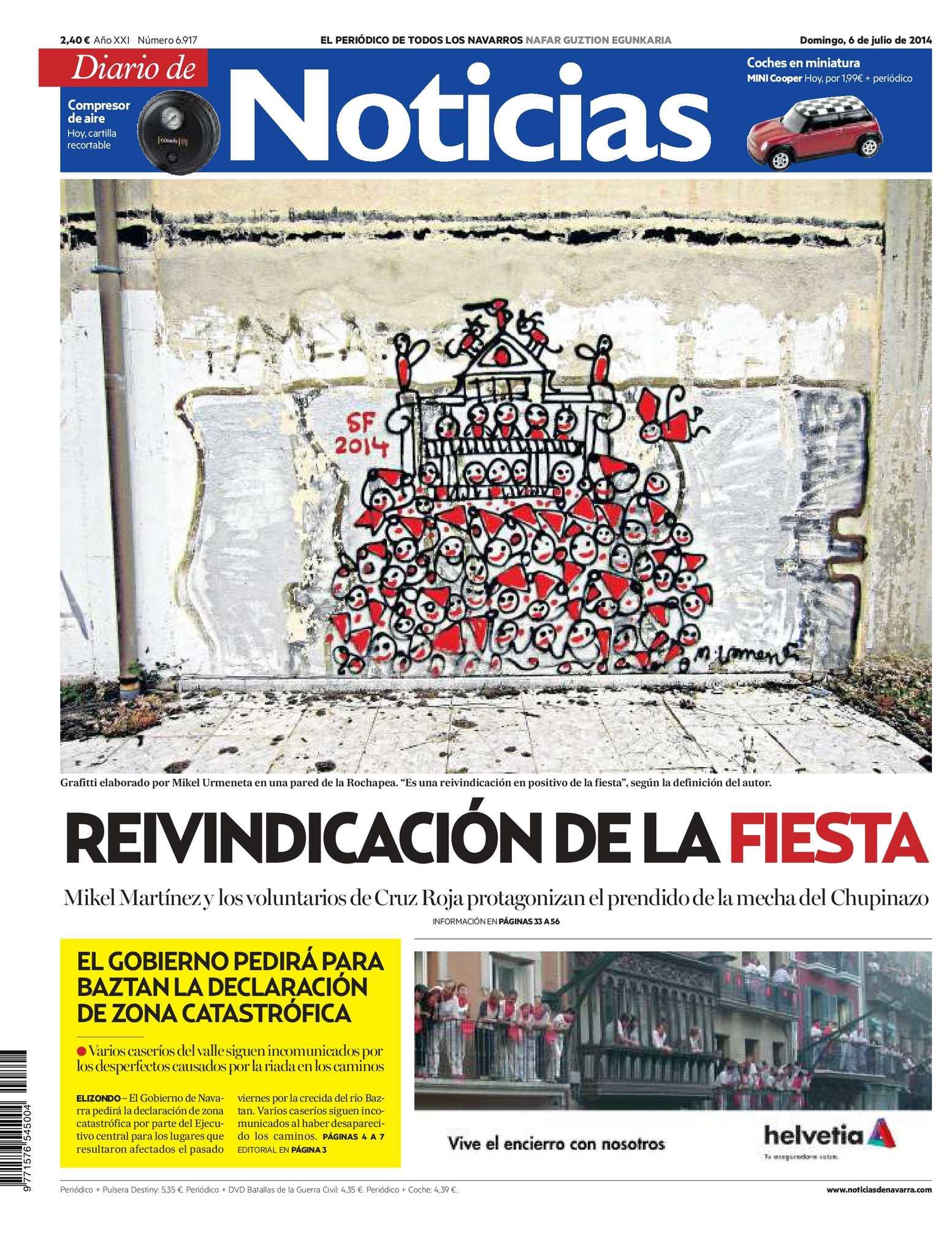 Calaméo - Diario de Noticias 20140706