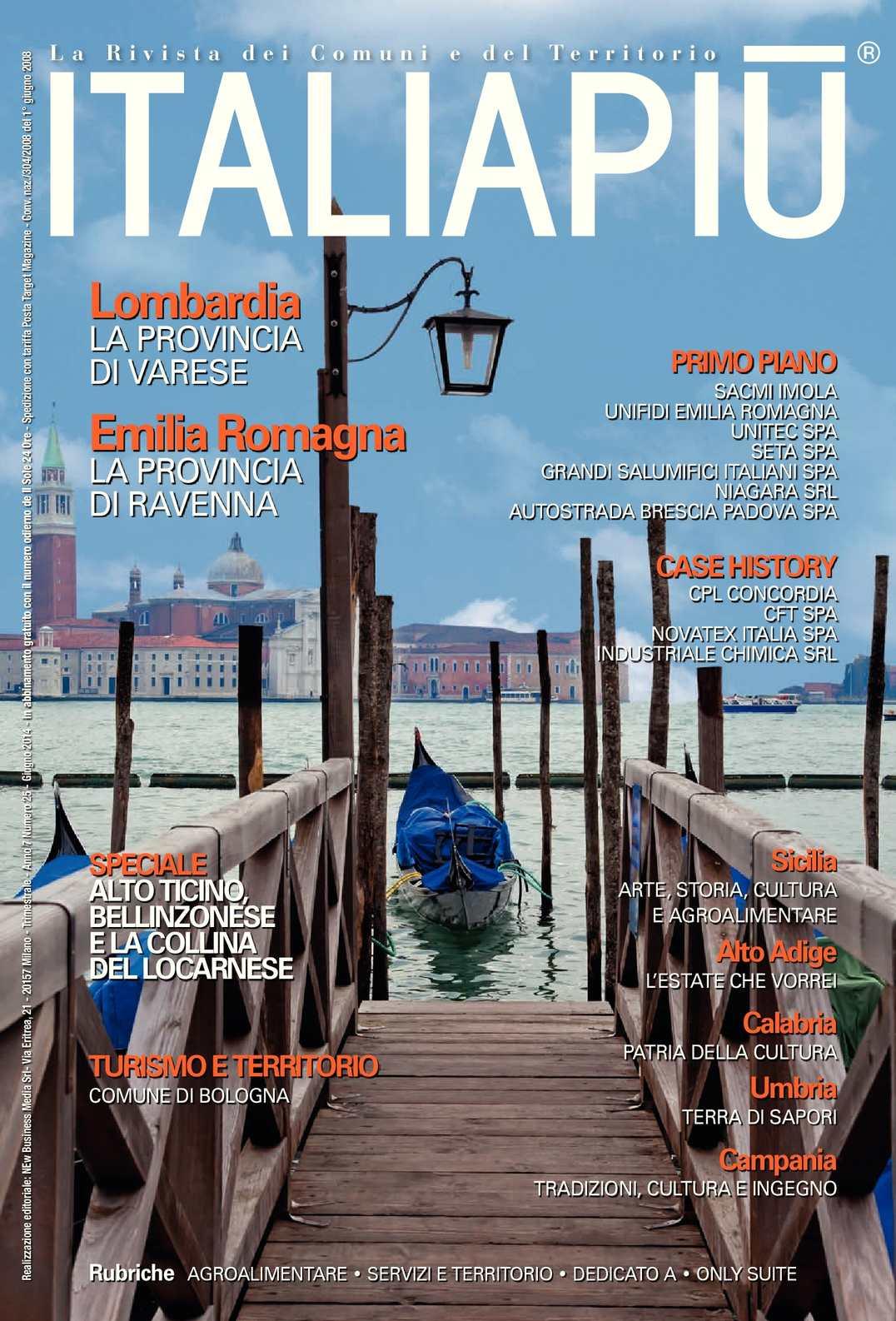 Calameo Italia Piu 64 Giugno 2014