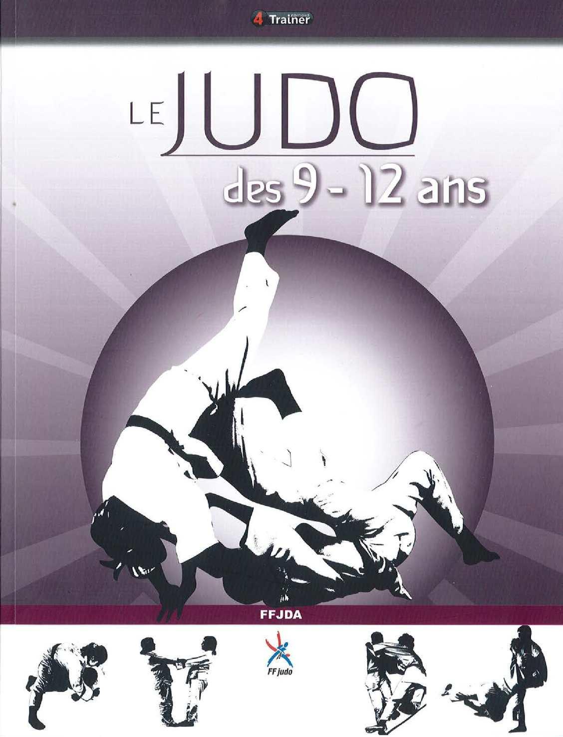 Le judo des 9-12 ans