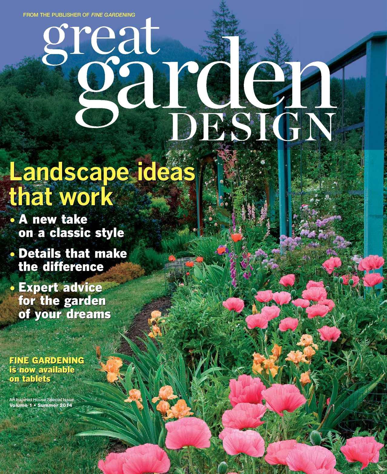 FG SIP #52 - Great Garden Design Preview