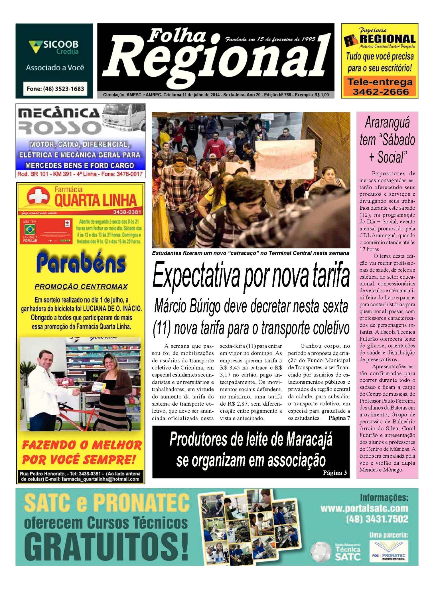 Calaméo - Folha Regional ed. 768 - 11 07 2014 2412b153e3fad