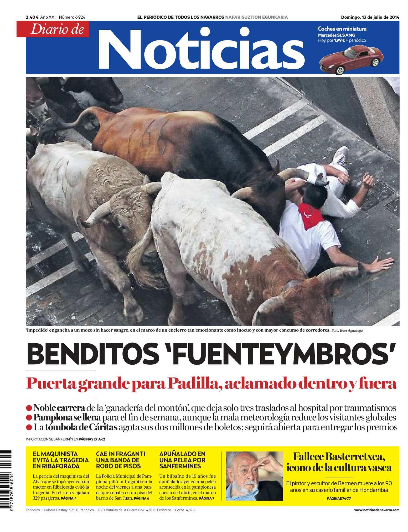 Calaméo - Diario de Noticias 20140713