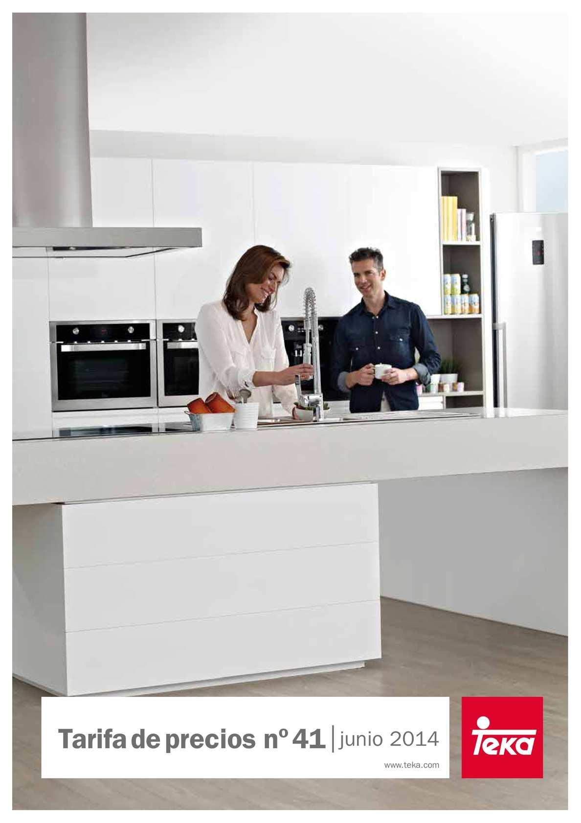 Calam o teka cocina - Cocinas vitroceramicas teka ...