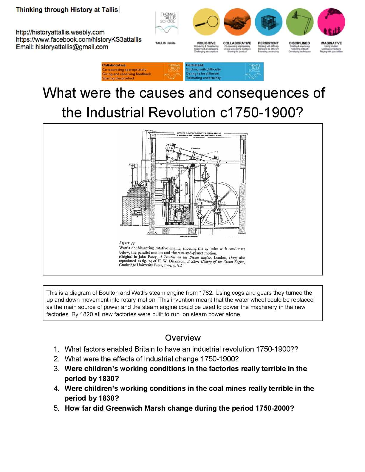 Calam o CauseandConsequence1 – Diagram Of Steam Steam Engine For Movement