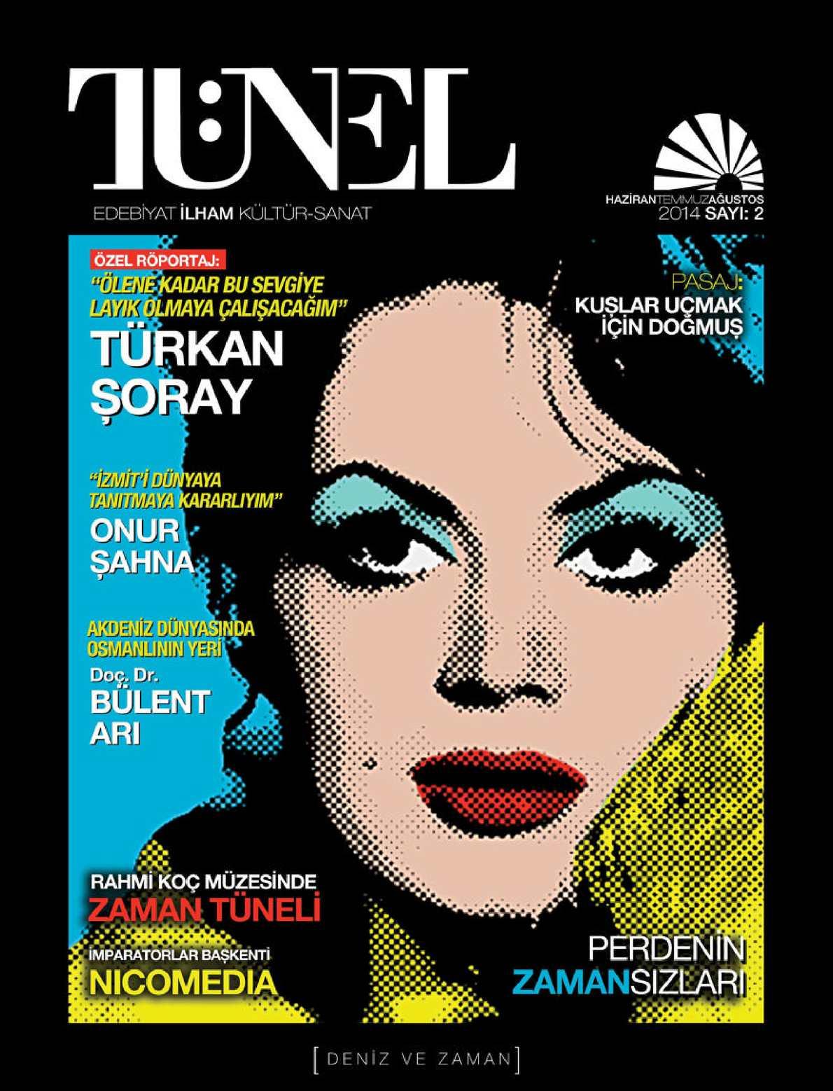 Tünel Dergi - Sayı 2