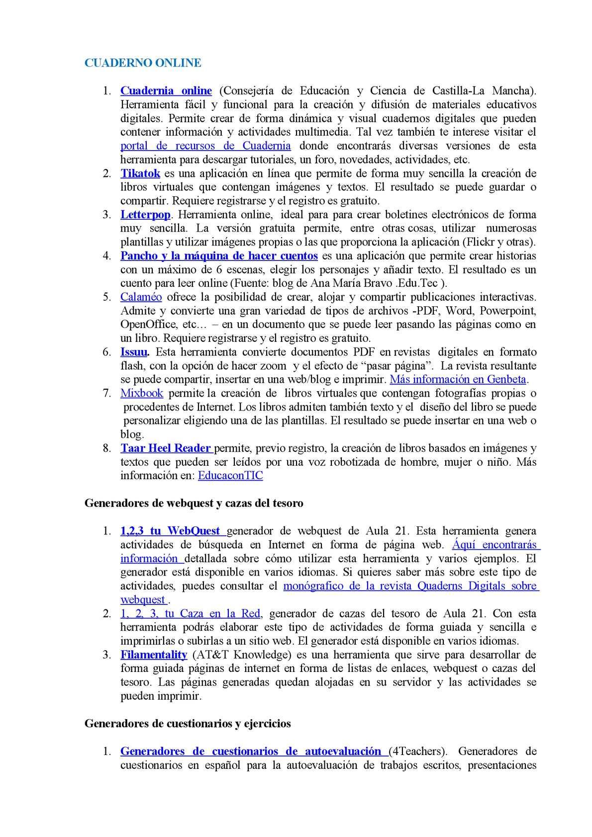 Calaméo - CUADERNO ONLINE