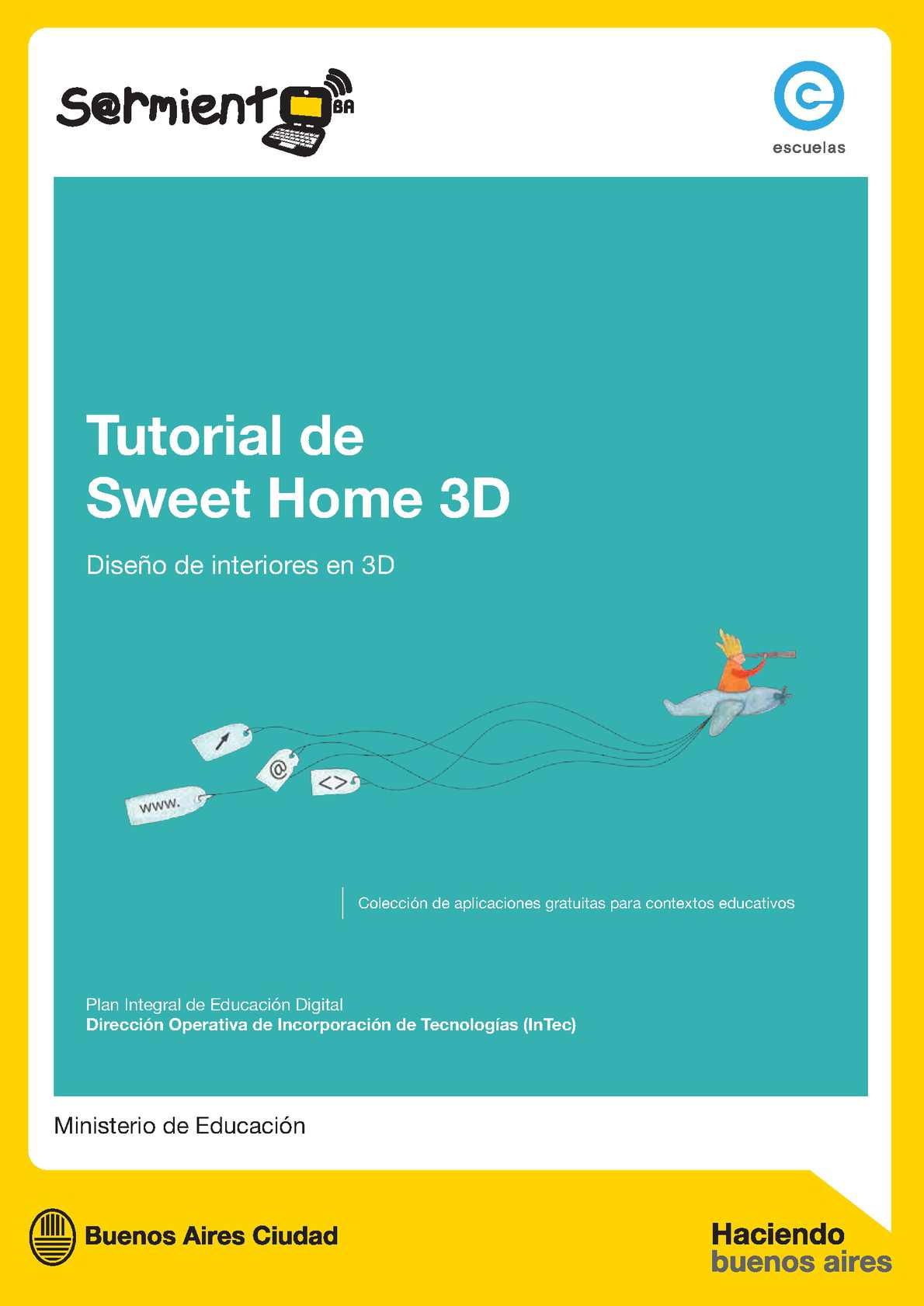 Calam o tutorial sweet home 3d for Ministerio de relaciones interiores