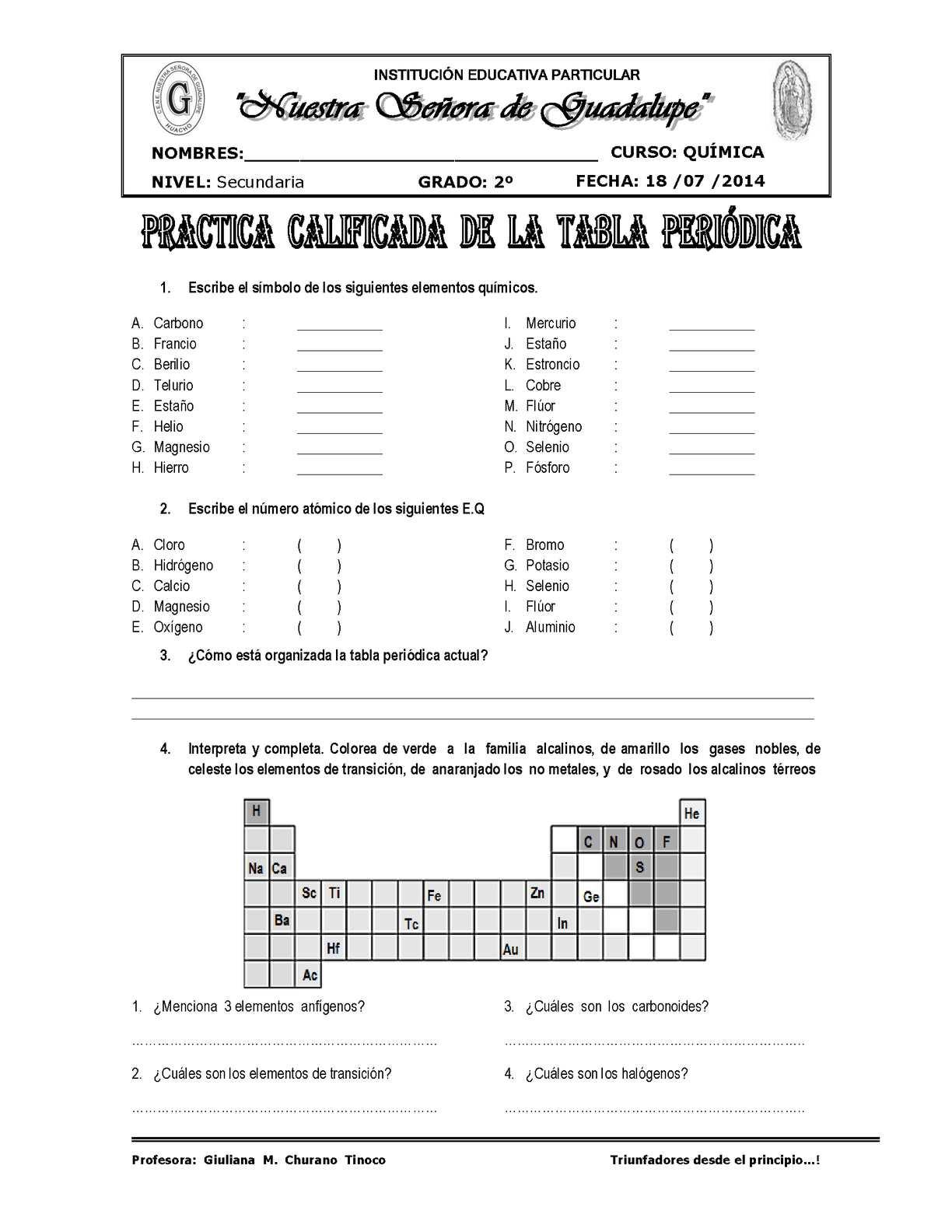 Tabla peridica calameo downloader page 1 urtaz Images