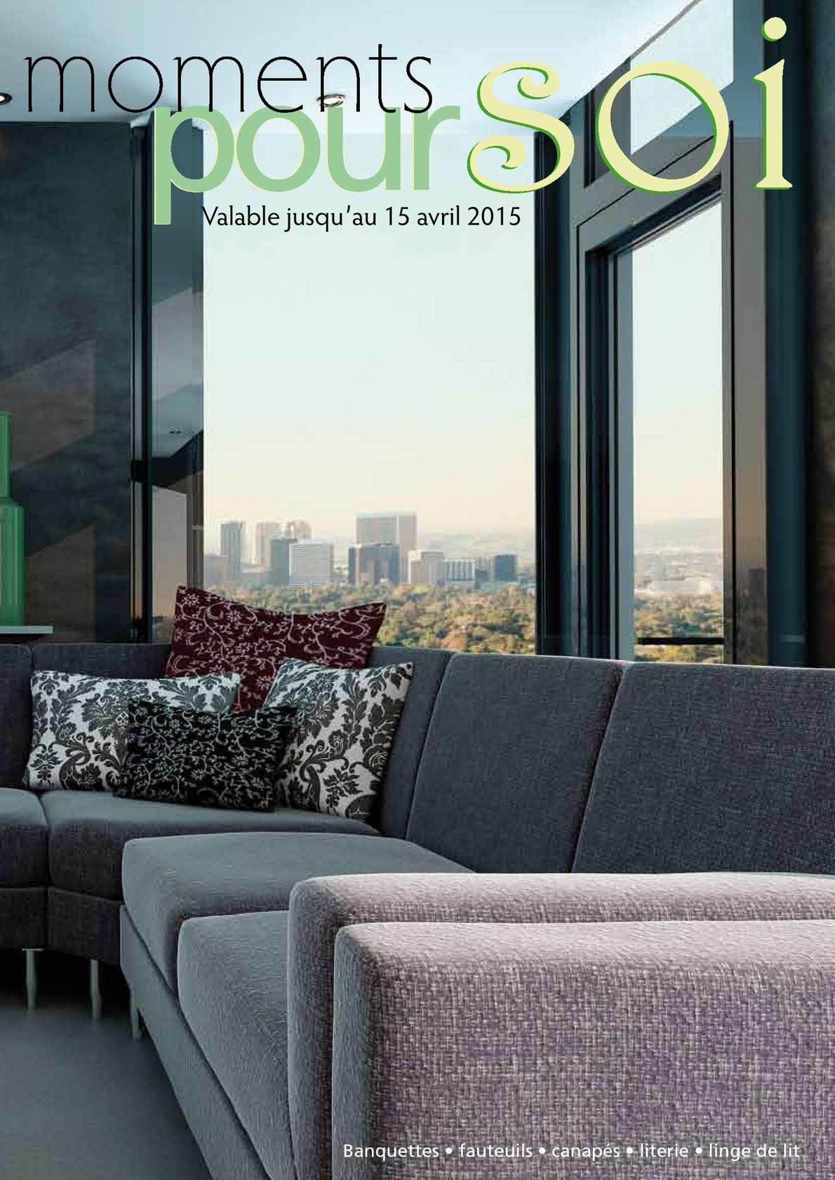 calam o catalogue moments pour soi 2014 2015. Black Bedroom Furniture Sets. Home Design Ideas
