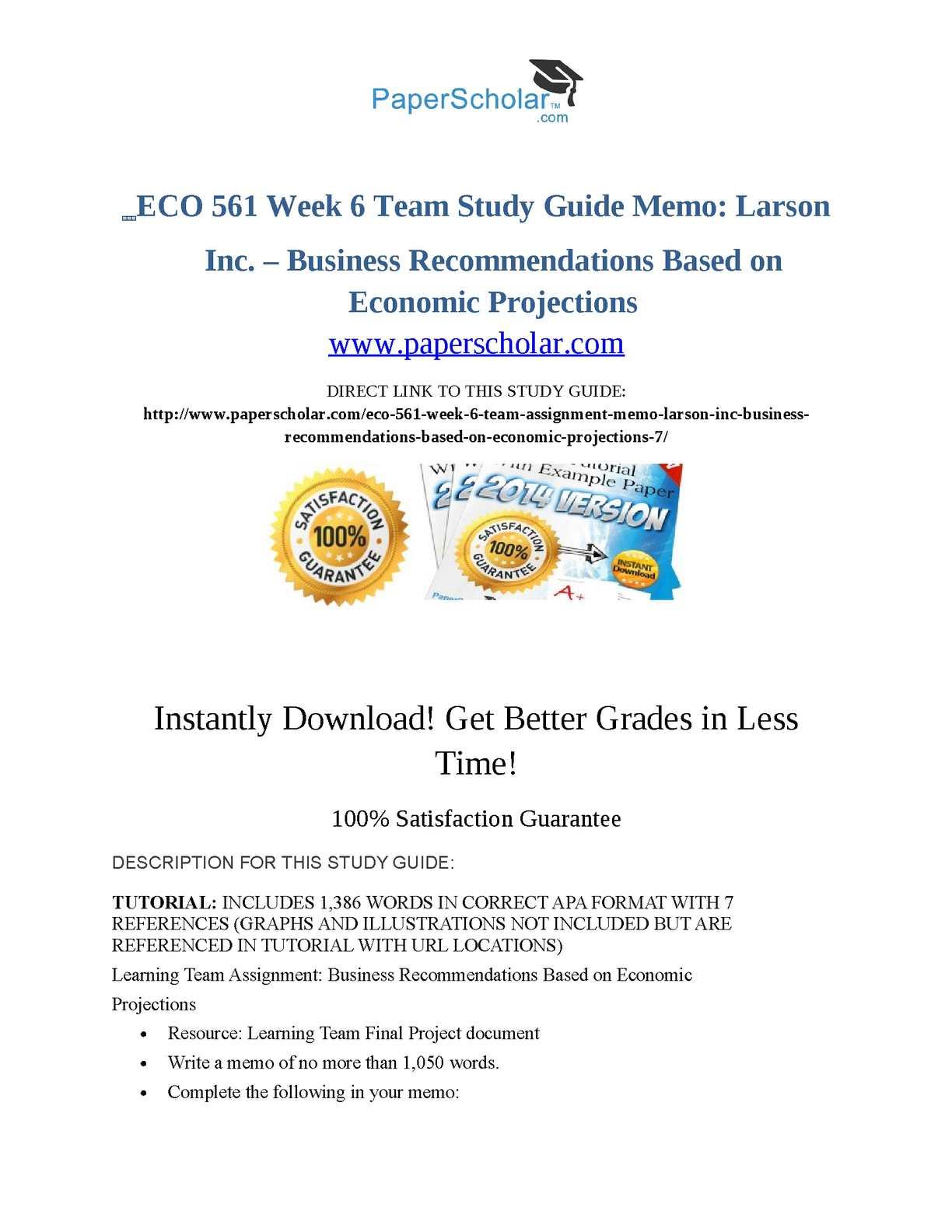 eco 561 week 6  week 6: final business proposal john a acosta eco/ 561 april 23, 2014 dan olsen week 6: final business proposal introduction thomas money service i.