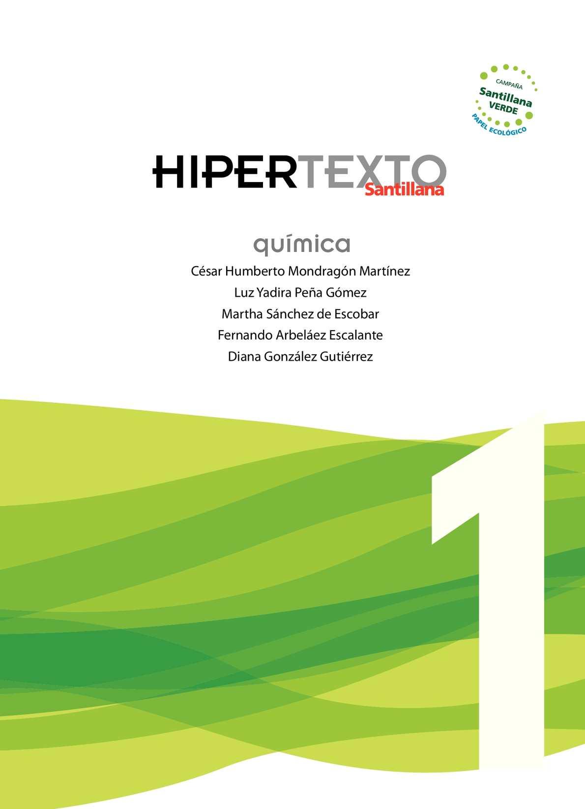 LIBRO HIPERTEXTO QUIMICA 1