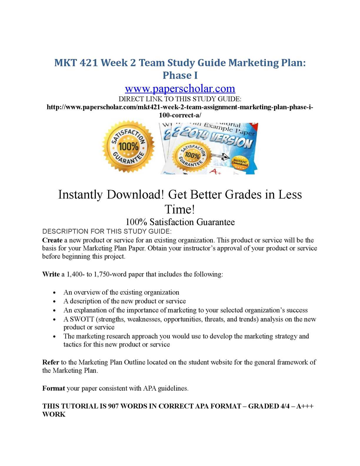 uop mkt 421 marketing plan phase Mkt 421 is a online tutorial store we provides mkt 421 week 4 team assignment marketing plan phase 3.
