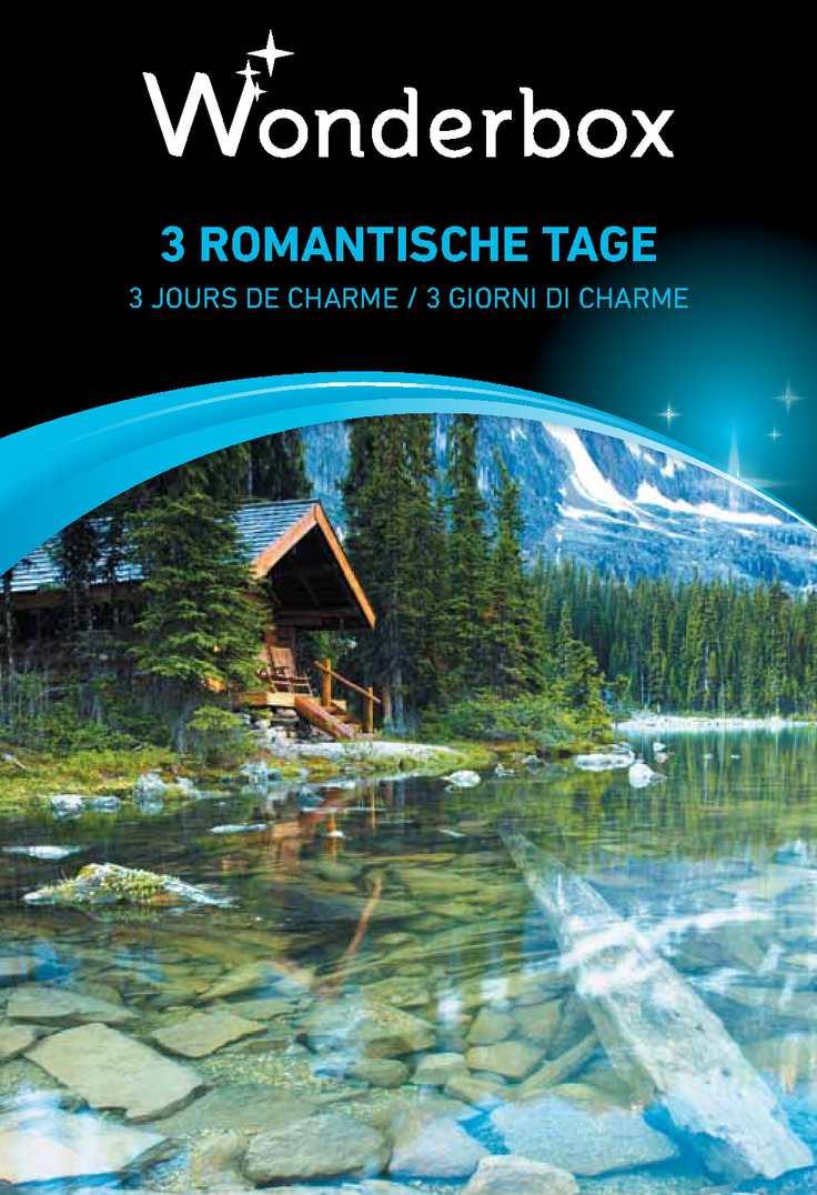 Calaméo - SE02 - 3 jours de charme / 3 romantische Tage / 3 giorni ...