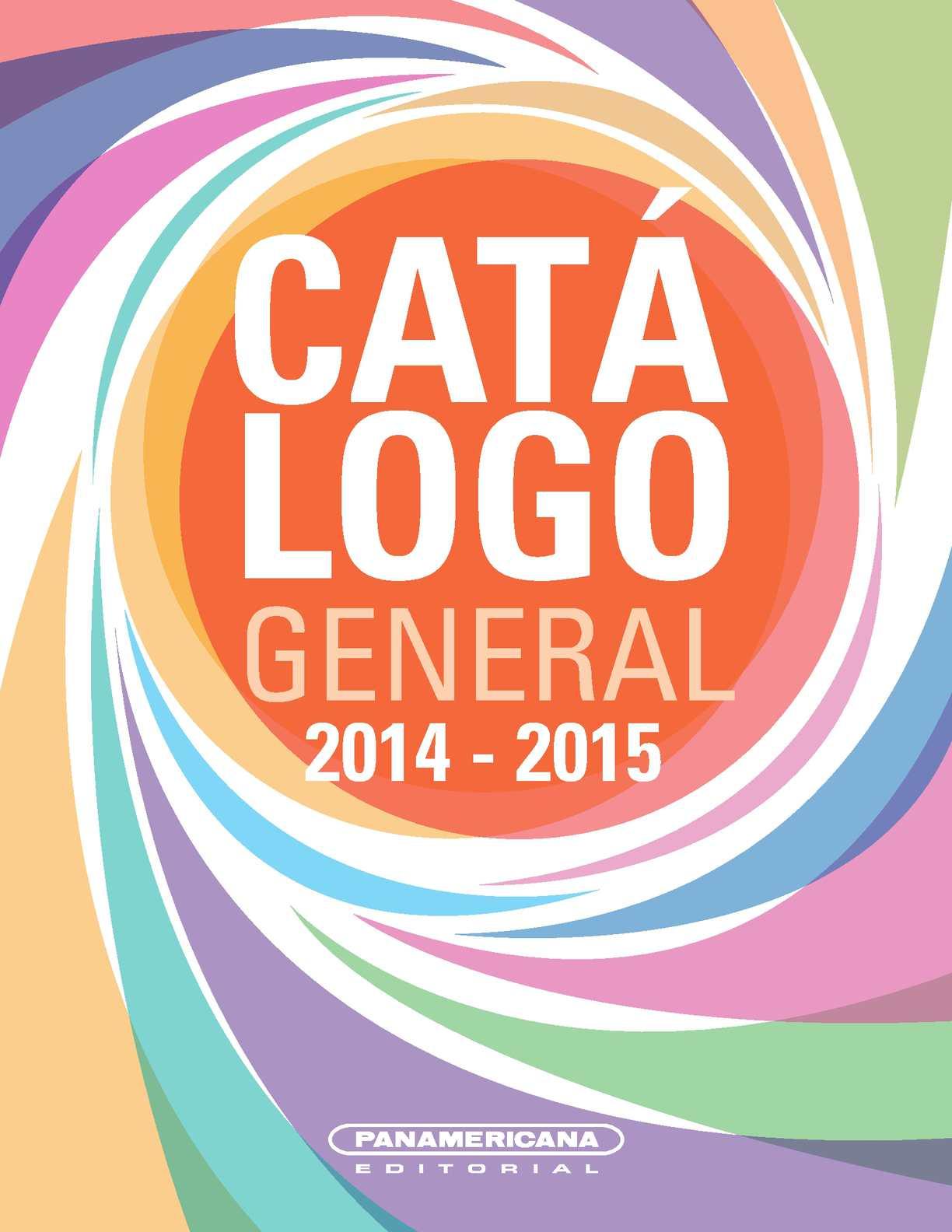 Calaméo - CATALOGO GENERAL PANAMERICANA EDITORIAL 2014-2015