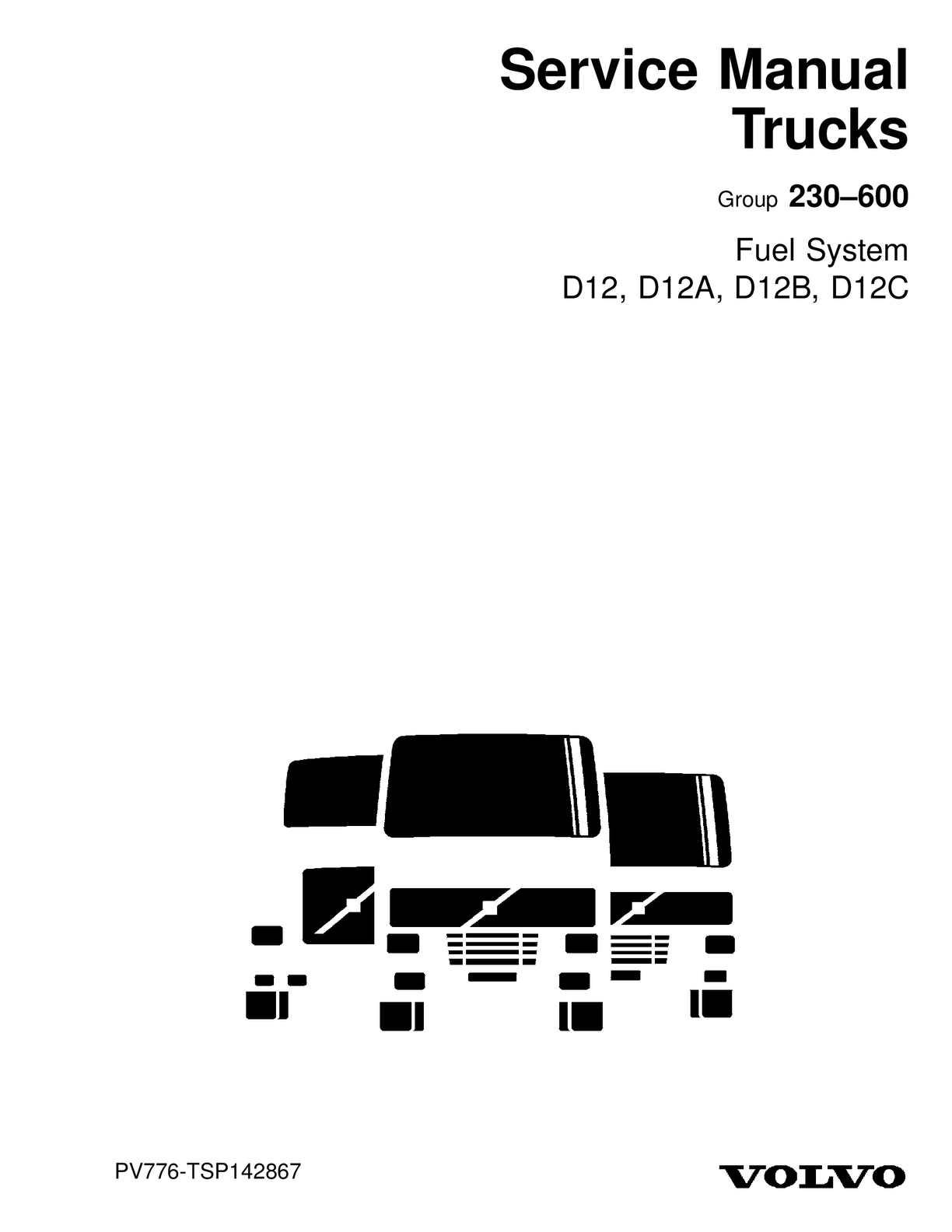 calam o volvo fuel system d12 d12a d12b d12c rh calameo com Volvo FH 420 Volvo Fe