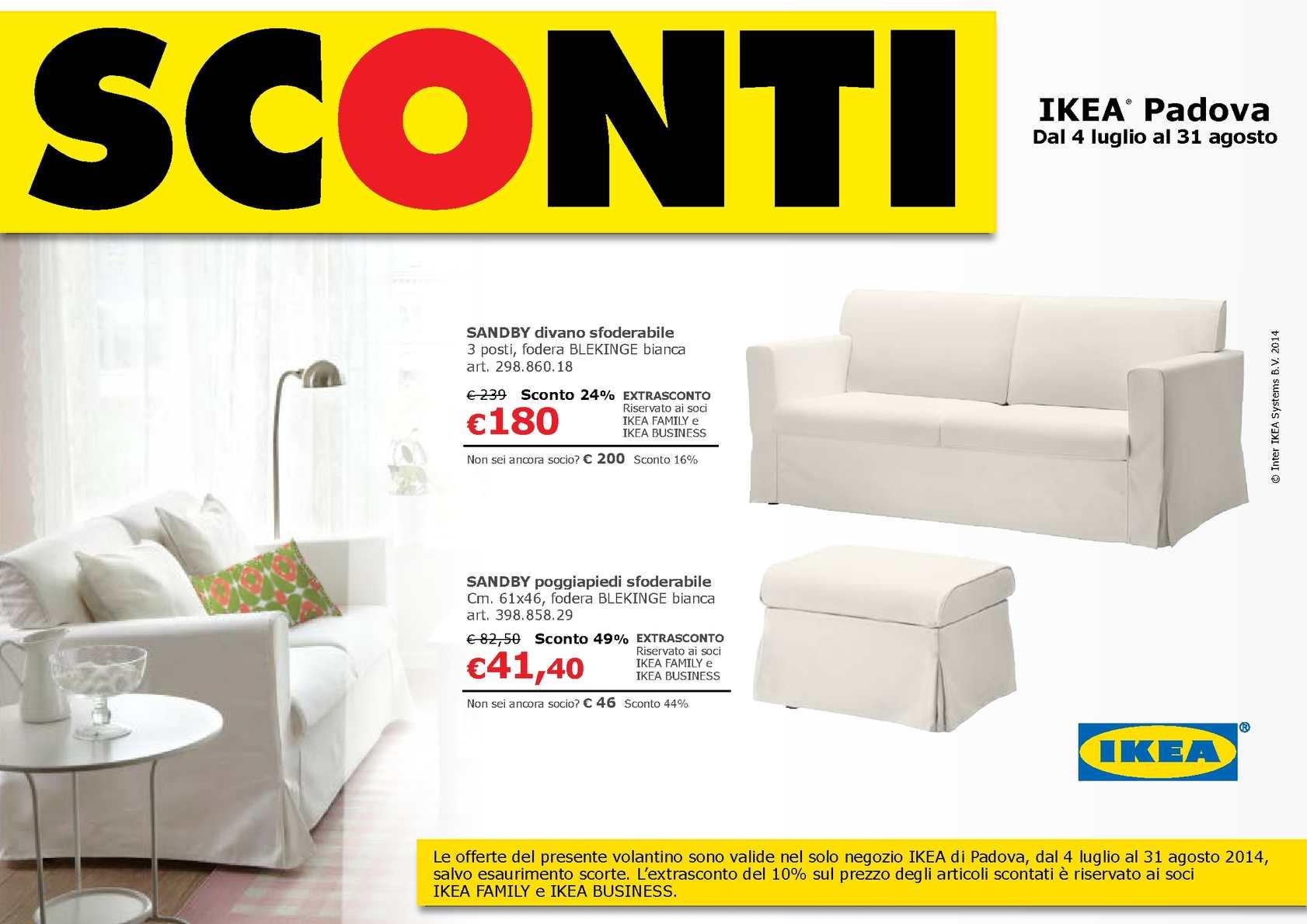 Calaméo - Volantino Ikea Padova 4lug-31ago