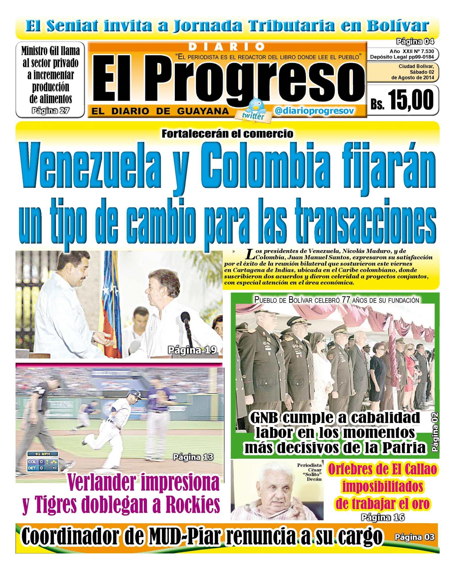 41cfd088e52 Calaméo - DIARIO EL PROGRESO EDICIÓN DIGITAL 02-08-2014