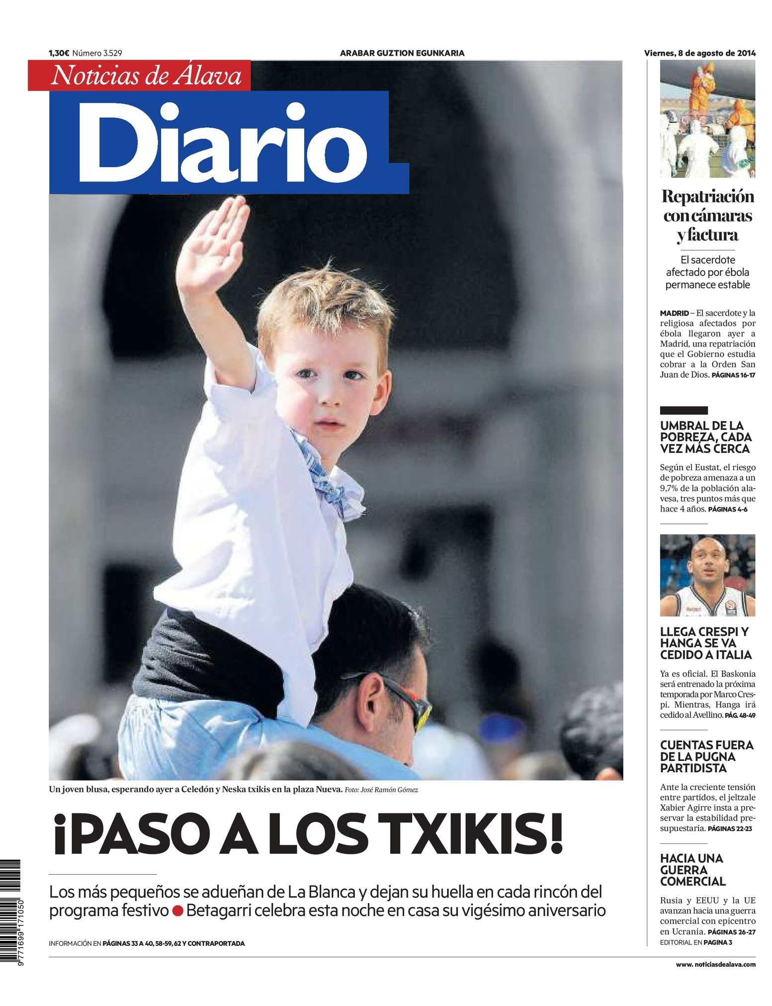 Calaméo - Diario de Noticias de Álava 20140808