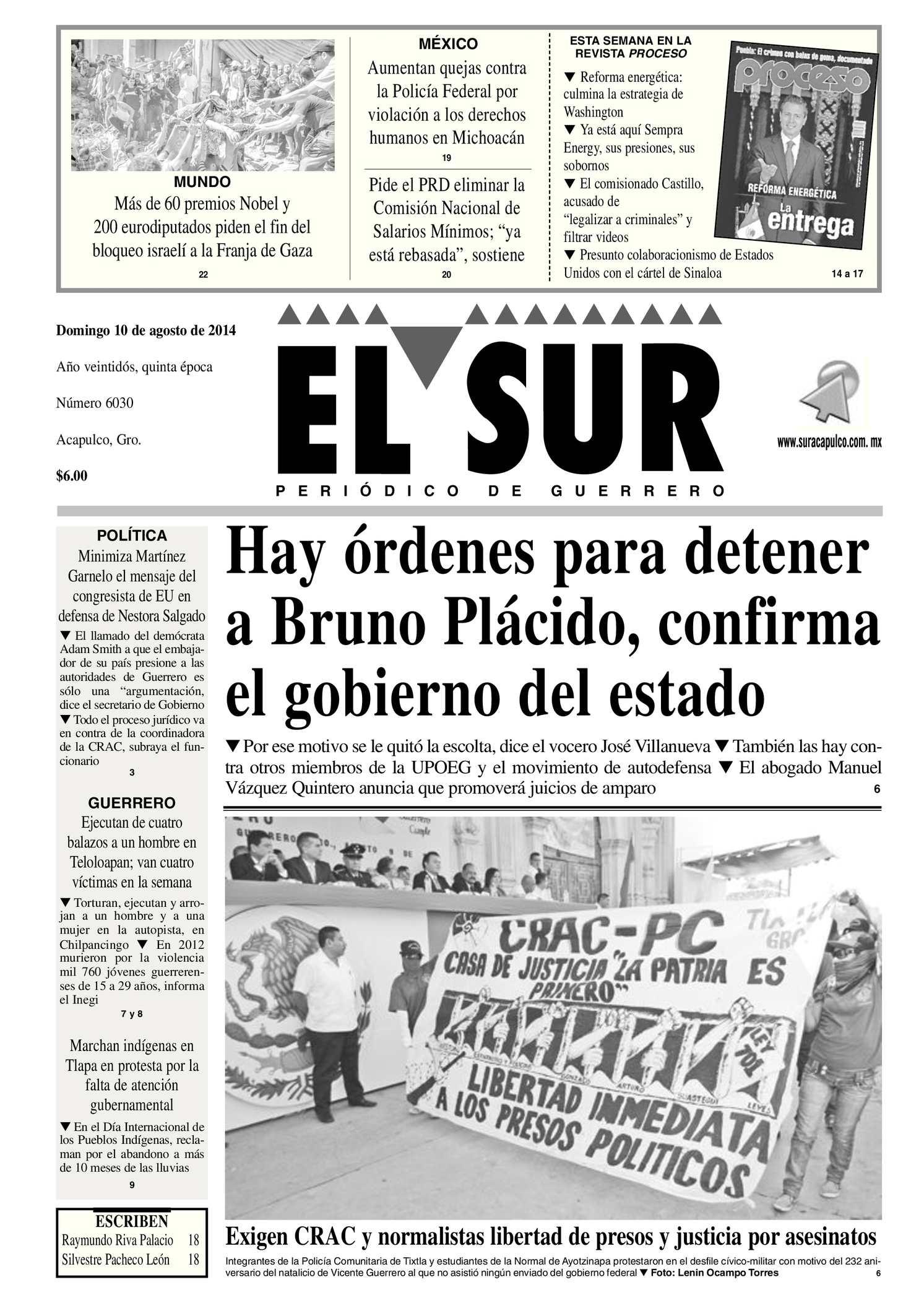 Calaméo - El Sur Domingo 10082014.pdf