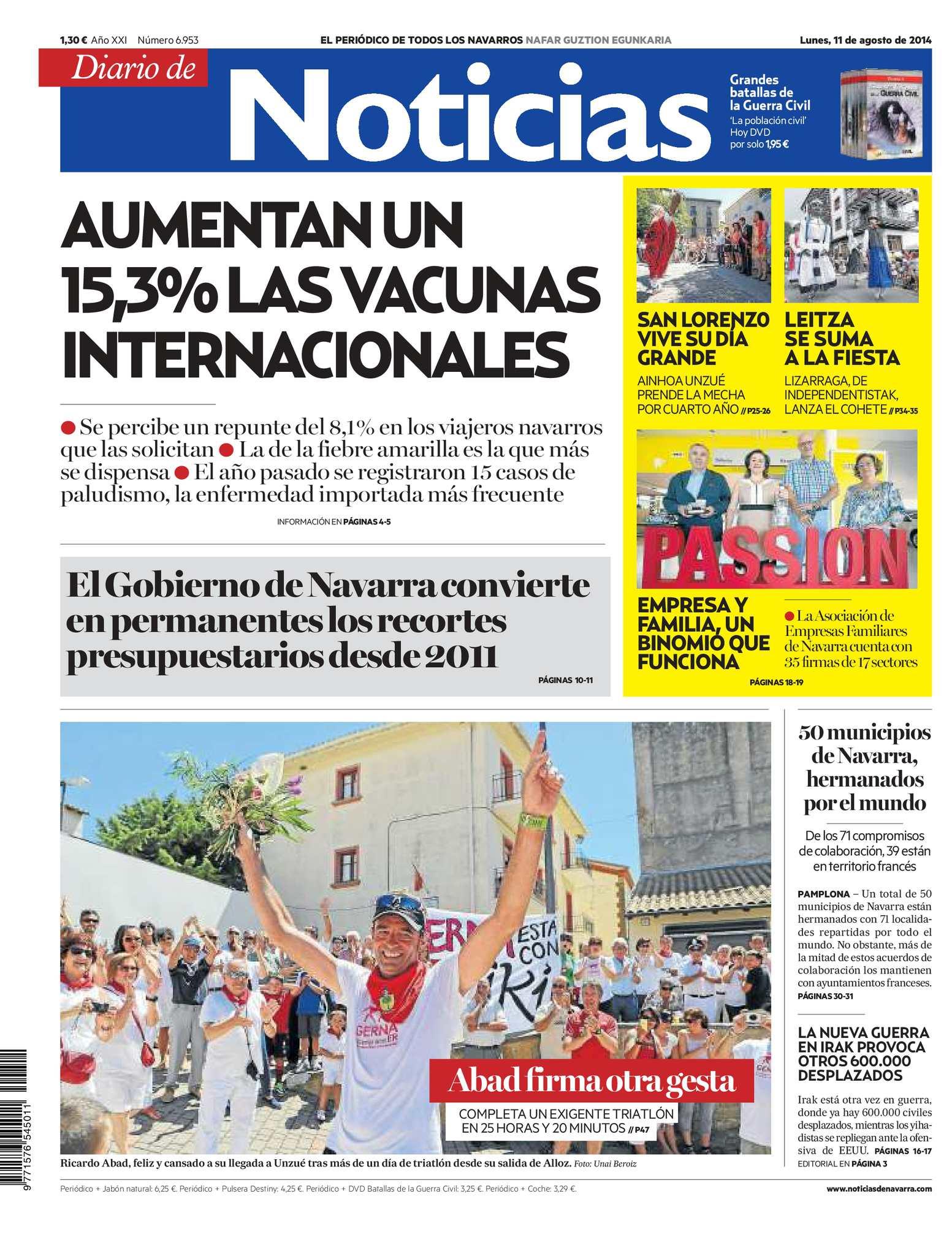 Calaméo - Diario de Noticias 20140811