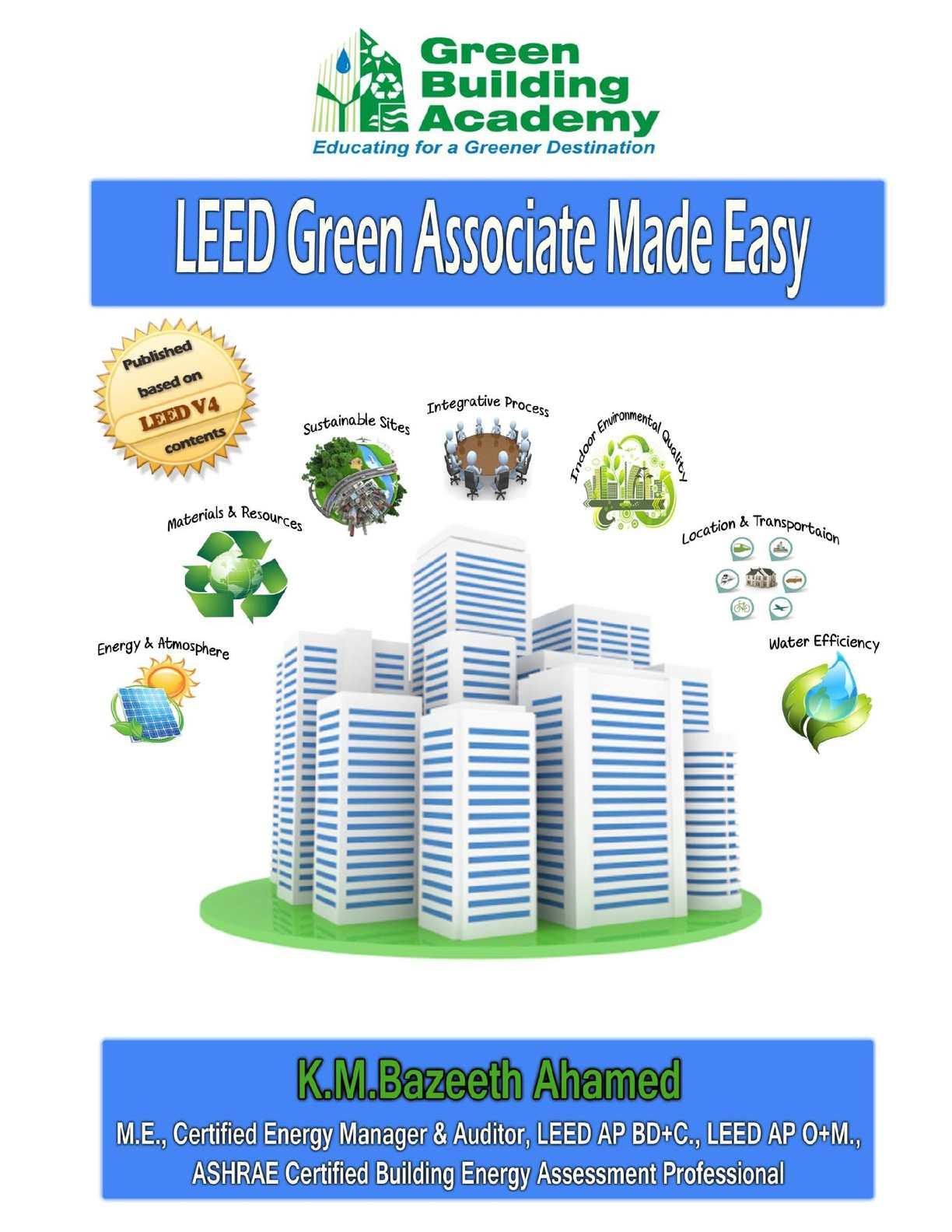 Calamo Free Leed Green Associate Made Easy V4 Study Guide
