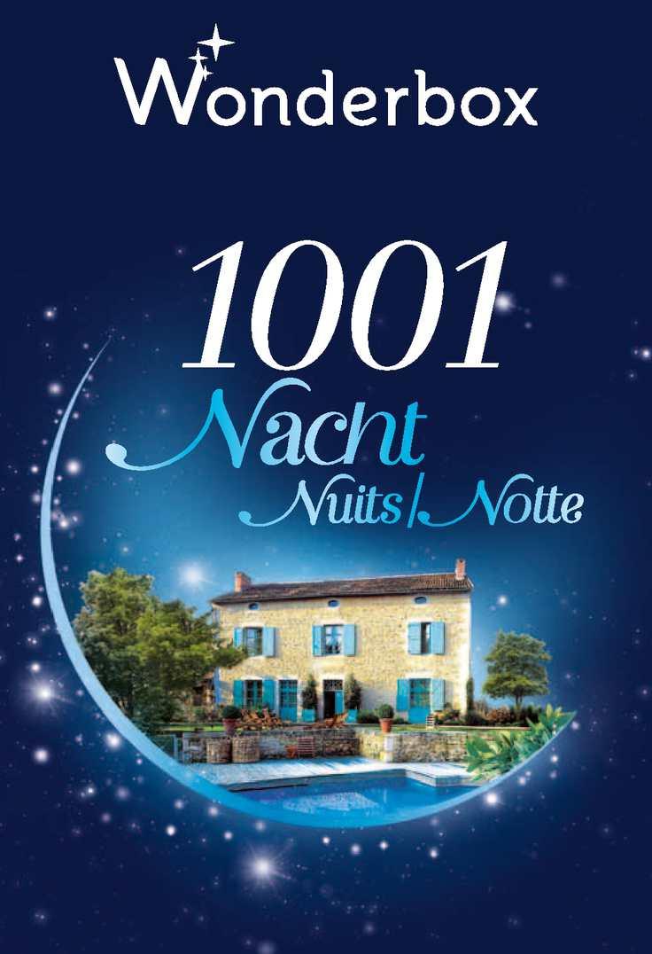 Calaméo - MS02 - 1001 nuits / Nacht / Notte - SC