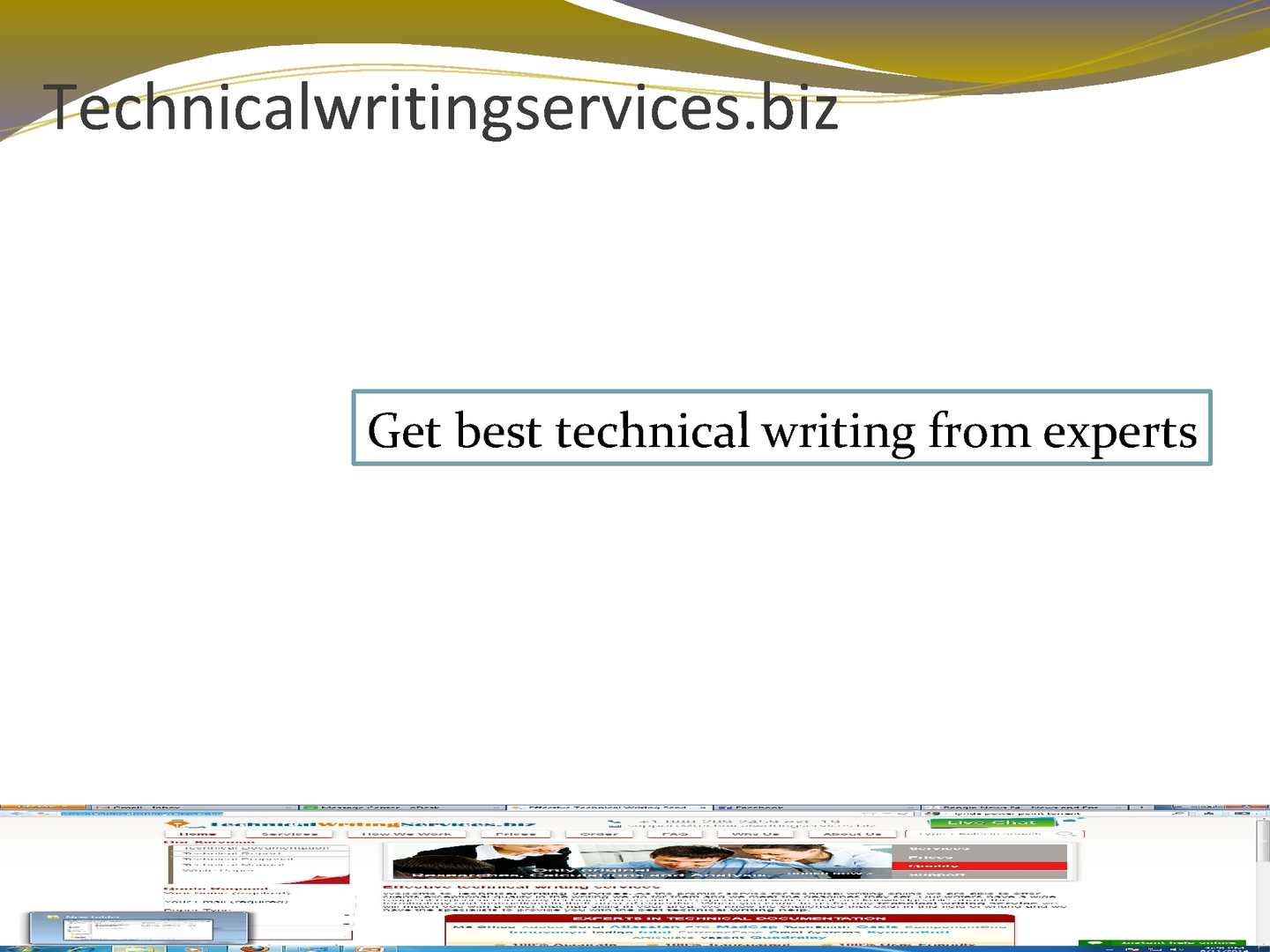 trends in technical writing