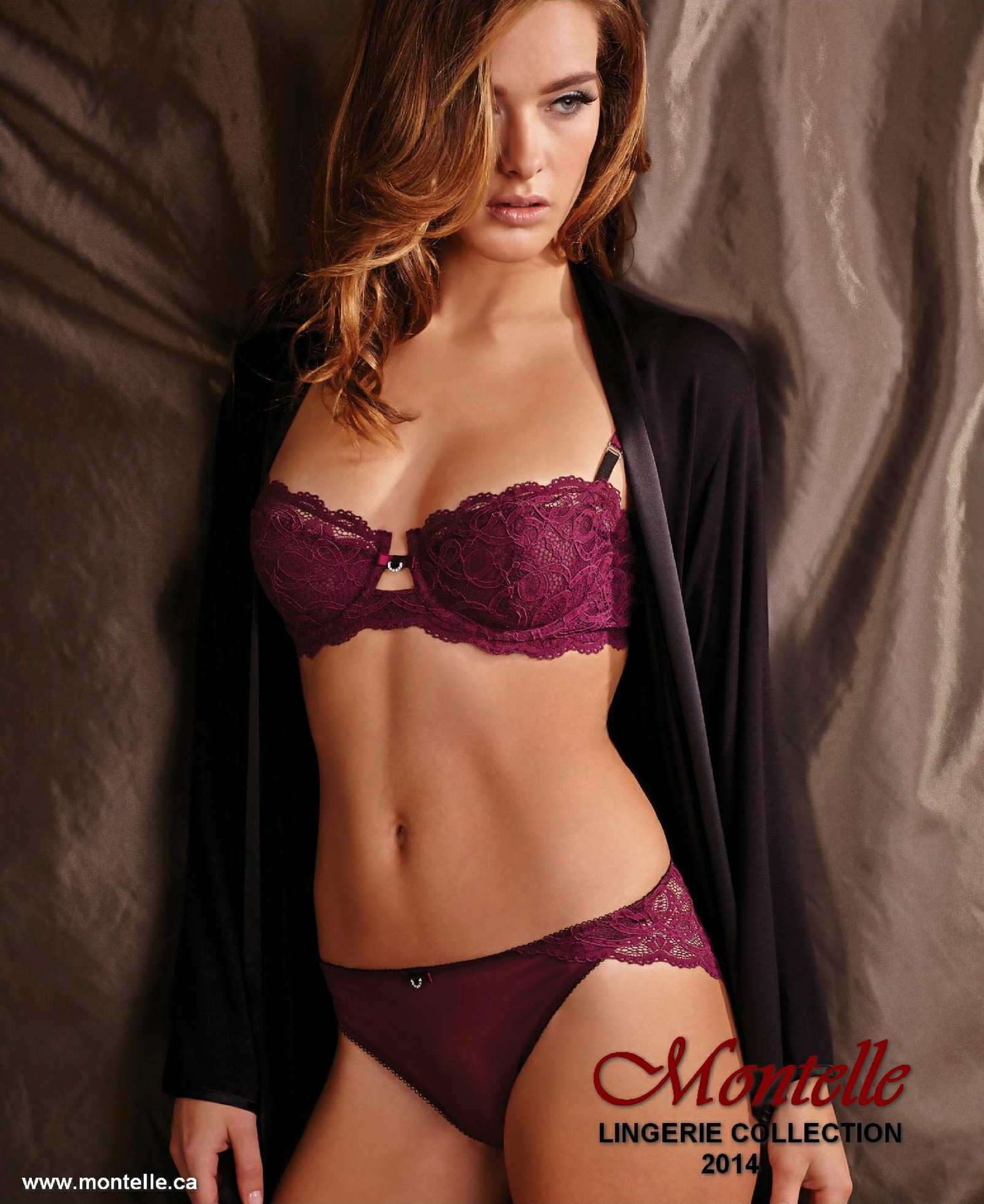 Montelle lingerie collection 2014