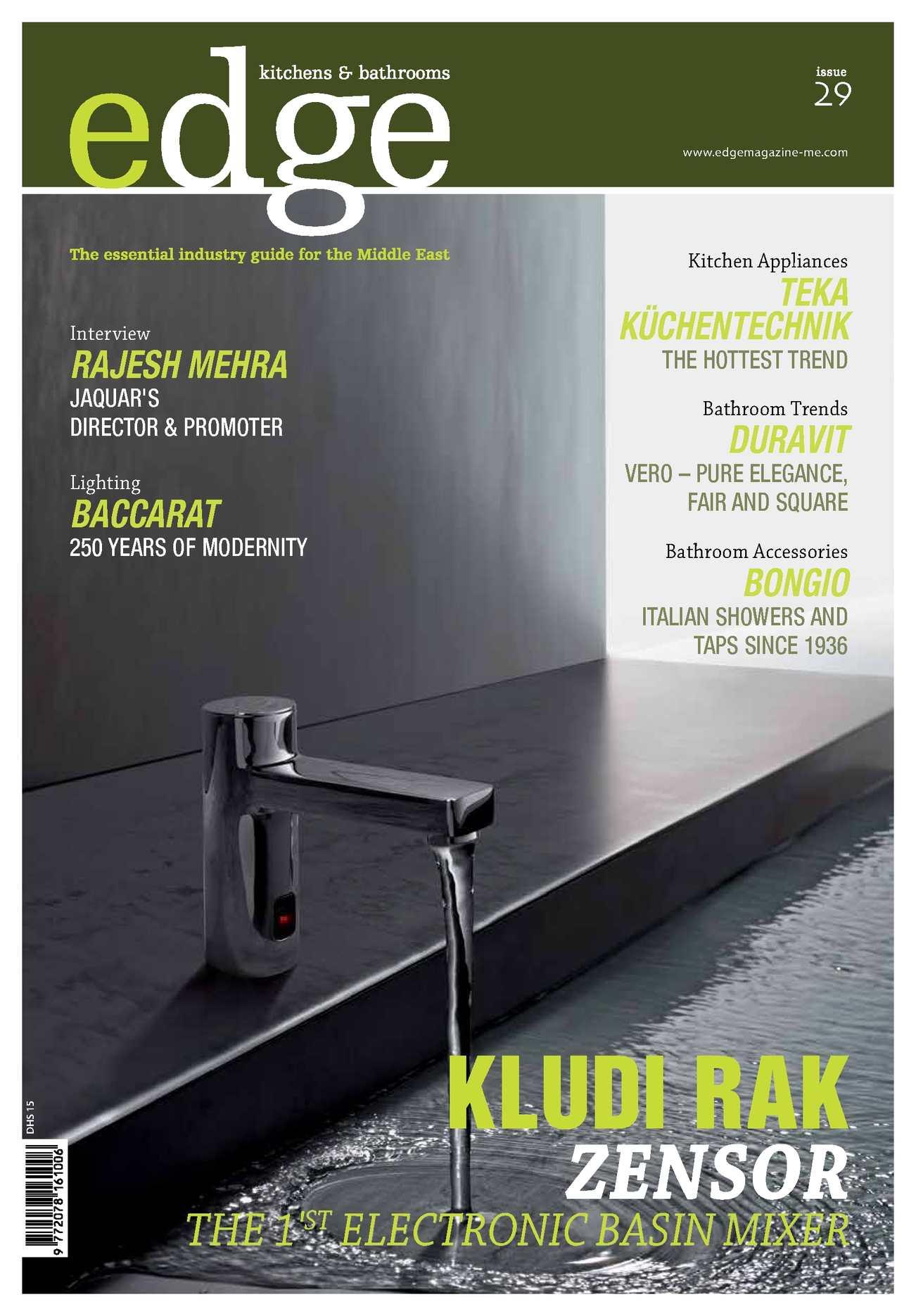 Calaméo - EDGE Magazine Issue 29