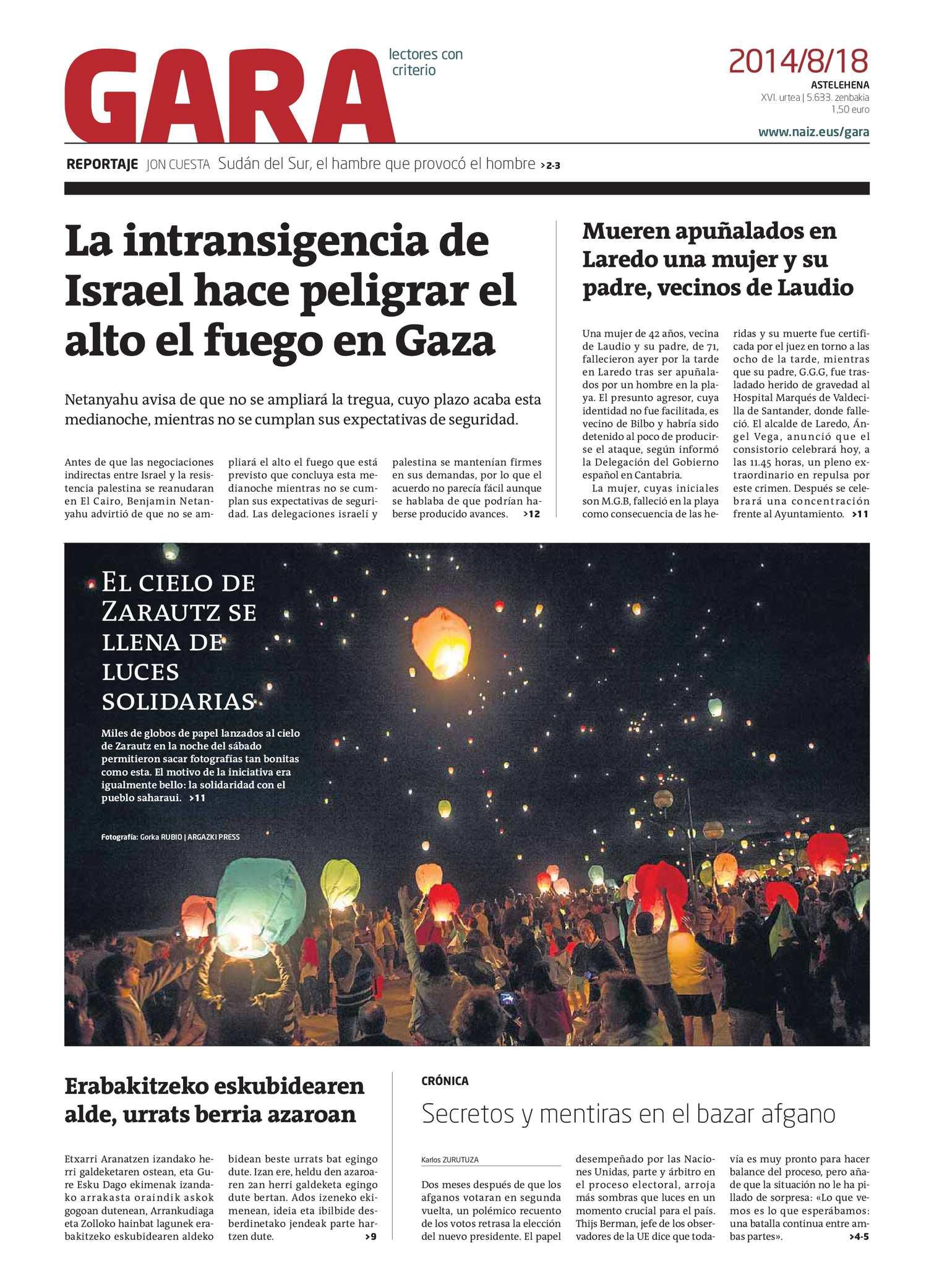 Calaméo - GARA 20140218