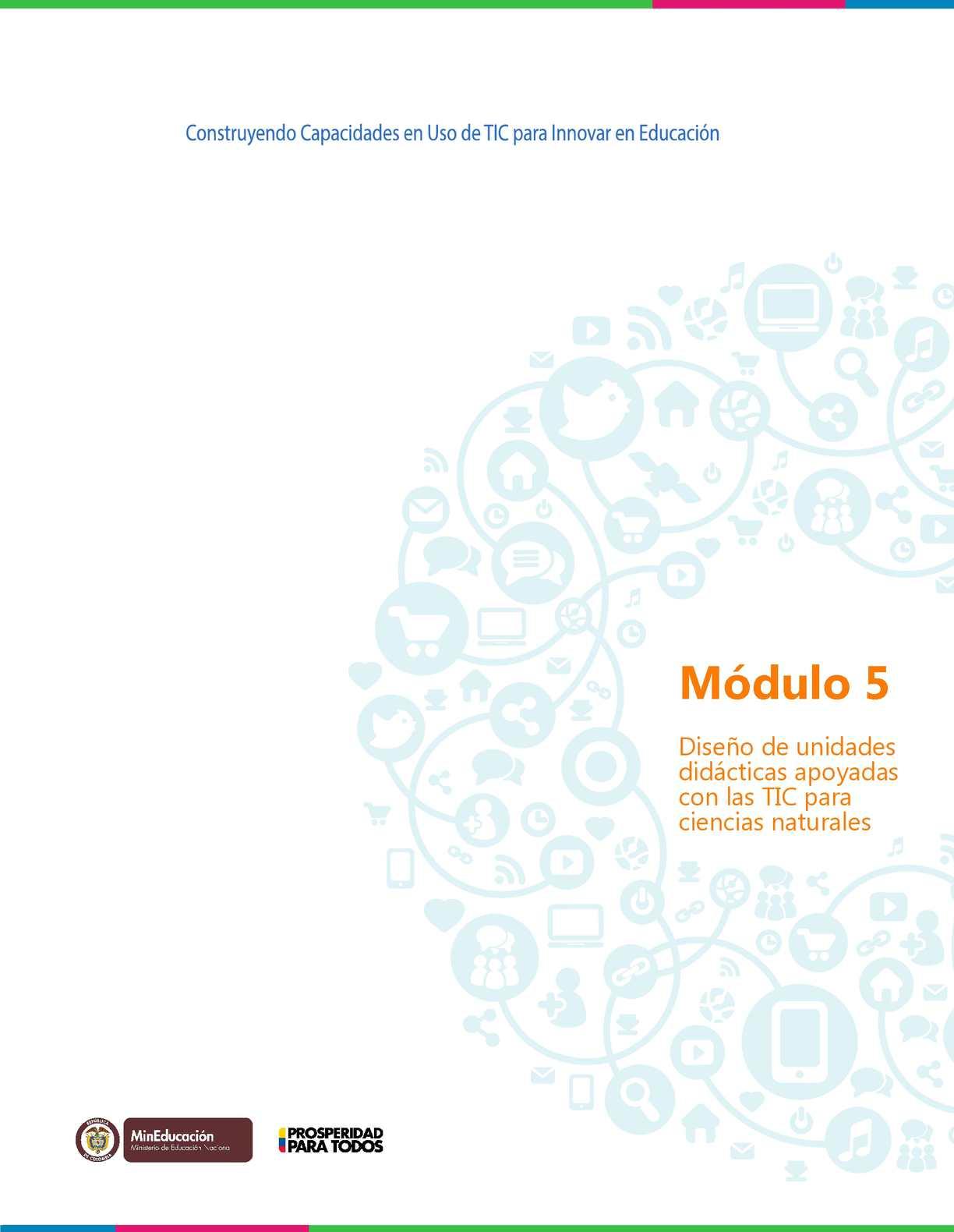 Calaméo - Módulo 5: Diseño de Unidades Didácticas Apoyadas con las TIC