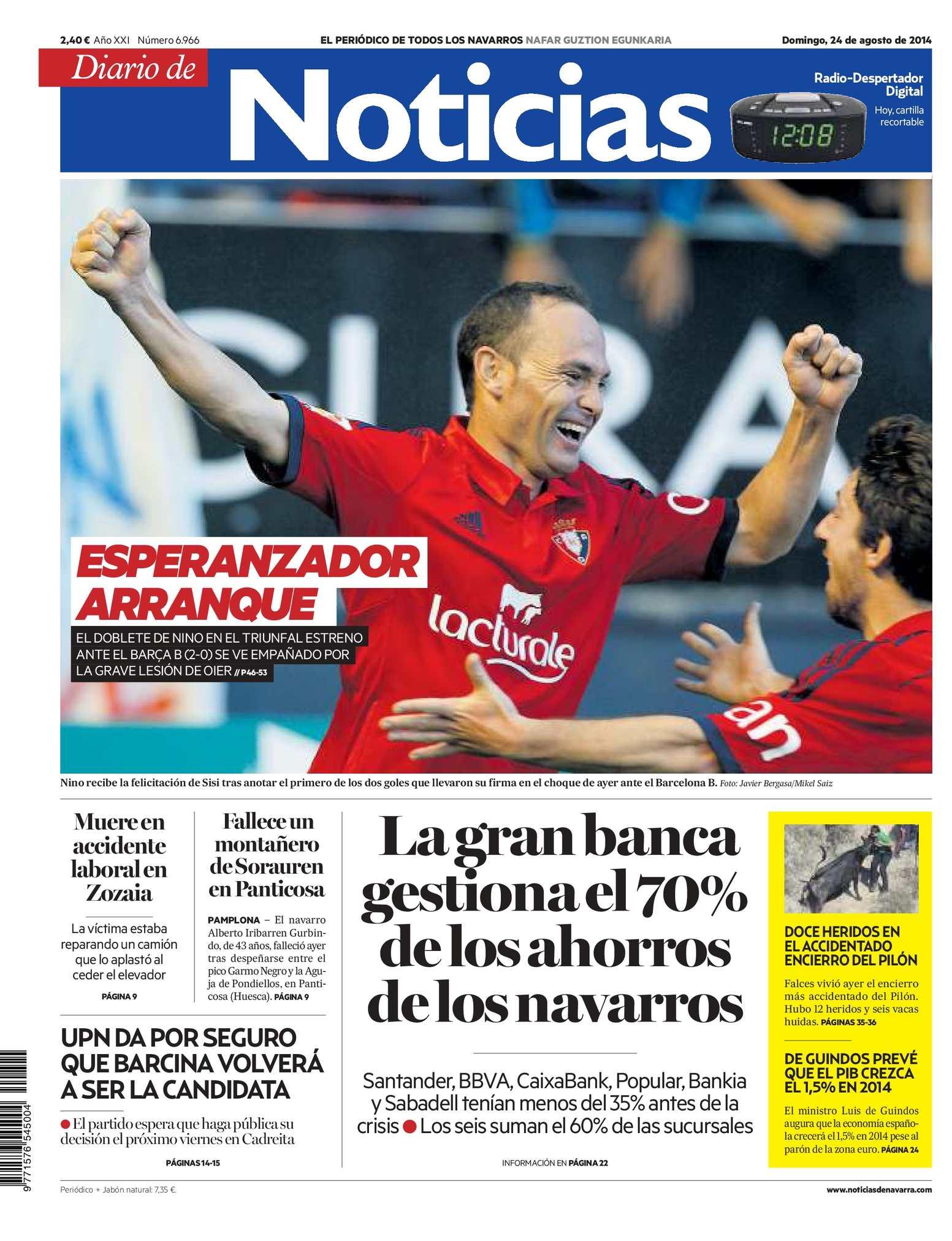 Calaméo - Diario de Noticias 20140824 991959152a713