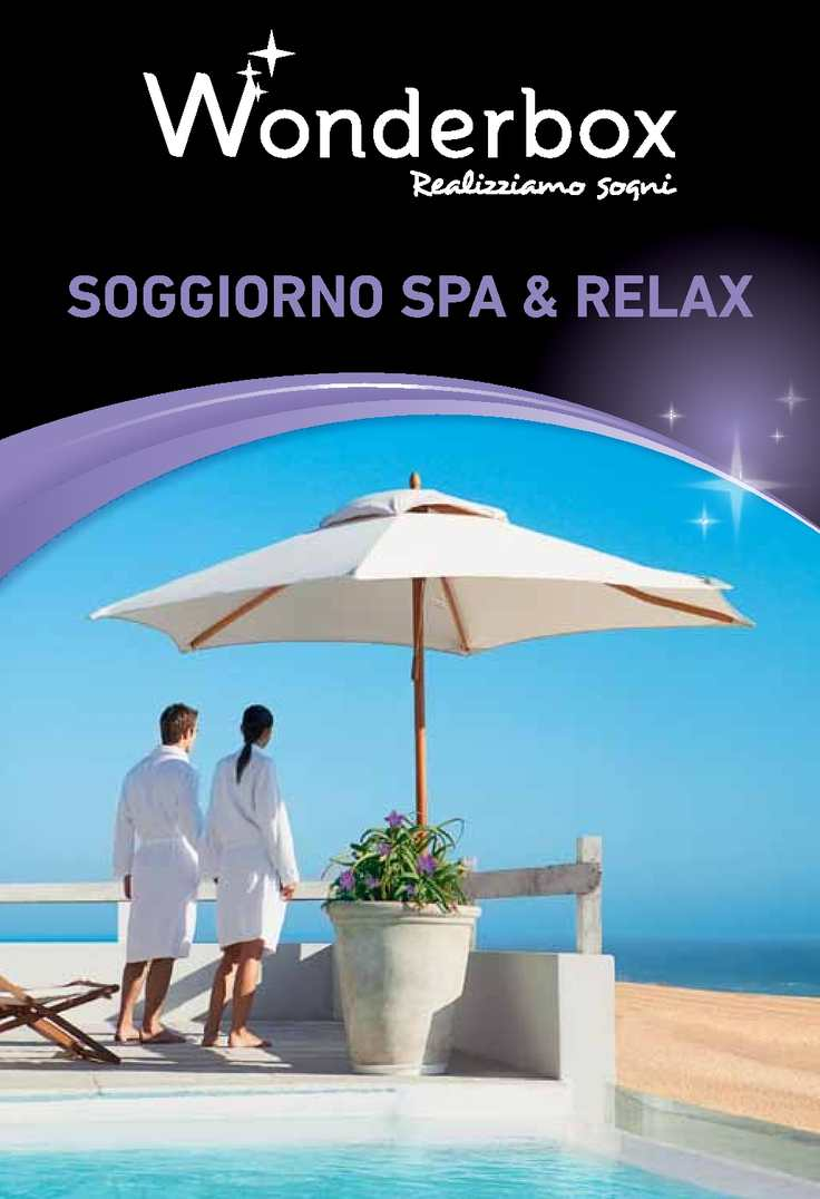 Best Wonderbox Soggiorno Spa E Relax Contemporary - Amazing Design ...