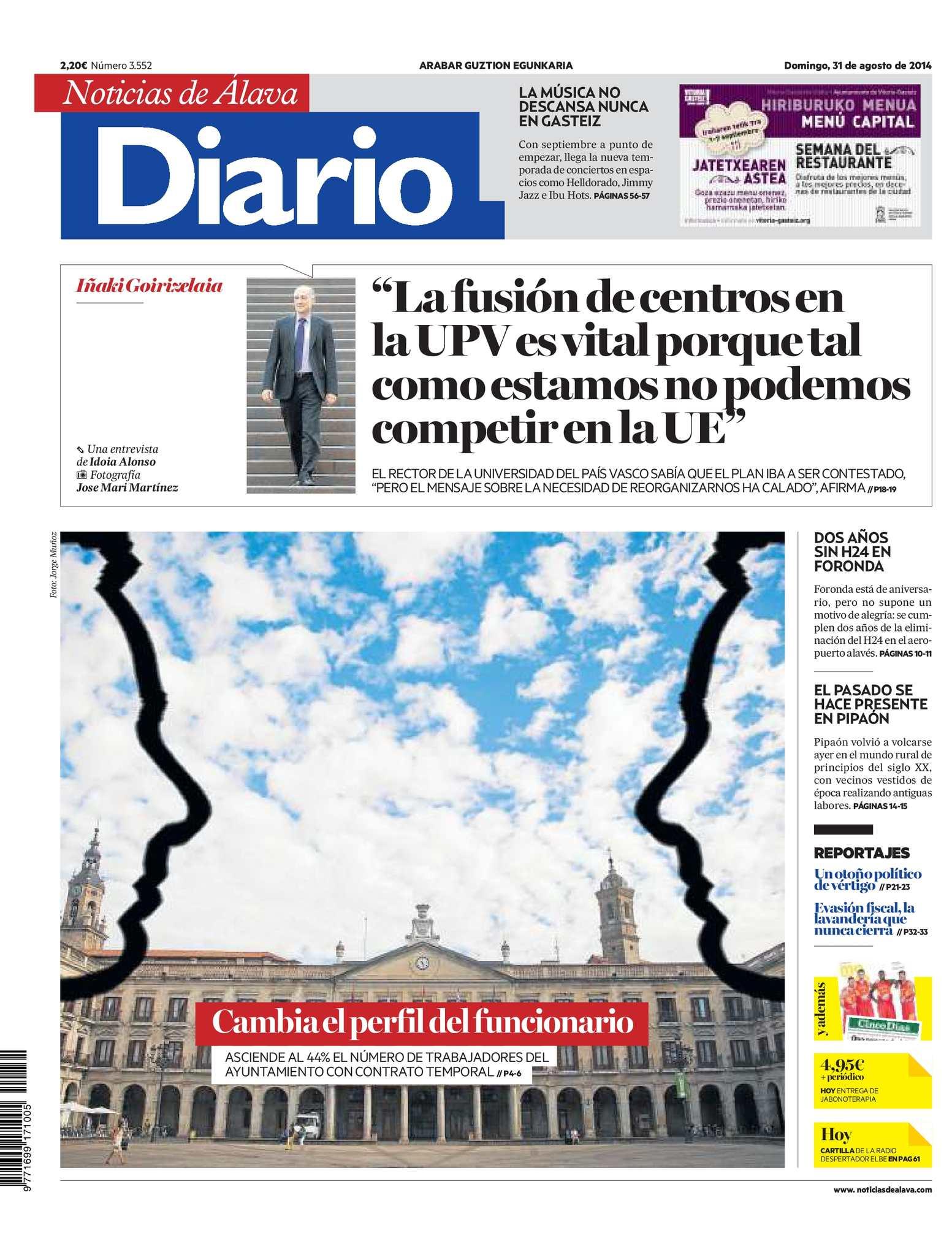 Calaméo - Diario de Noticias de Álava 20140831