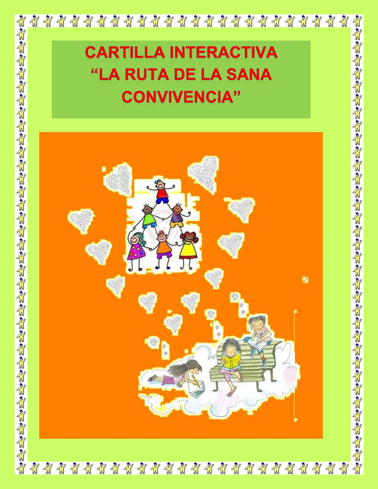"Cartilla Interactiva ""La Ruta de la Sana Convivencia"""