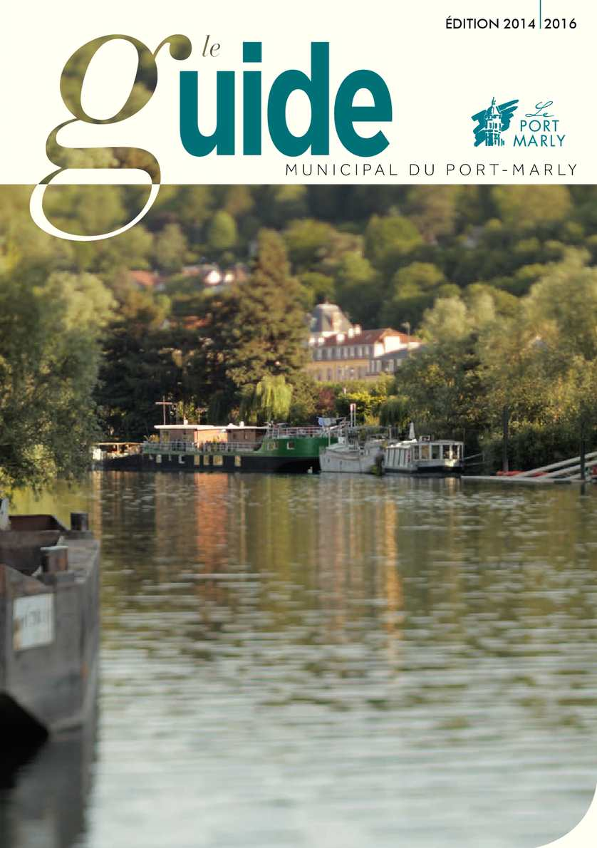 Calam o le guide du port marly 2014 2016 - Point p port marly ...