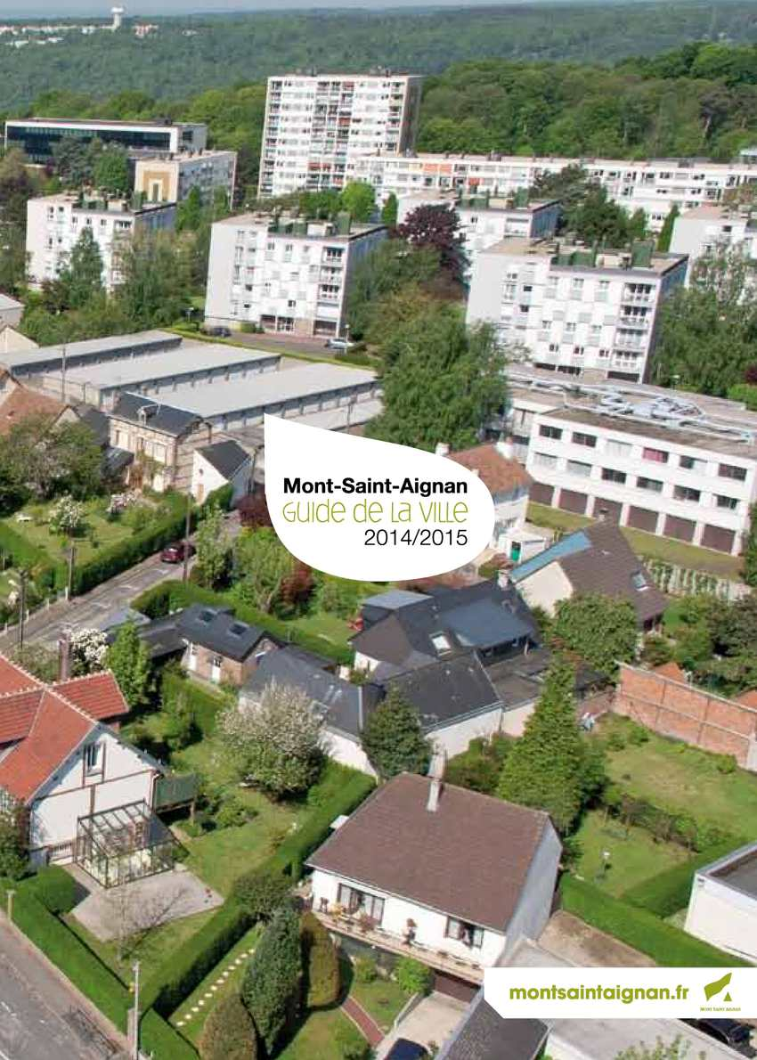 Hotel Mont Saint Aignan