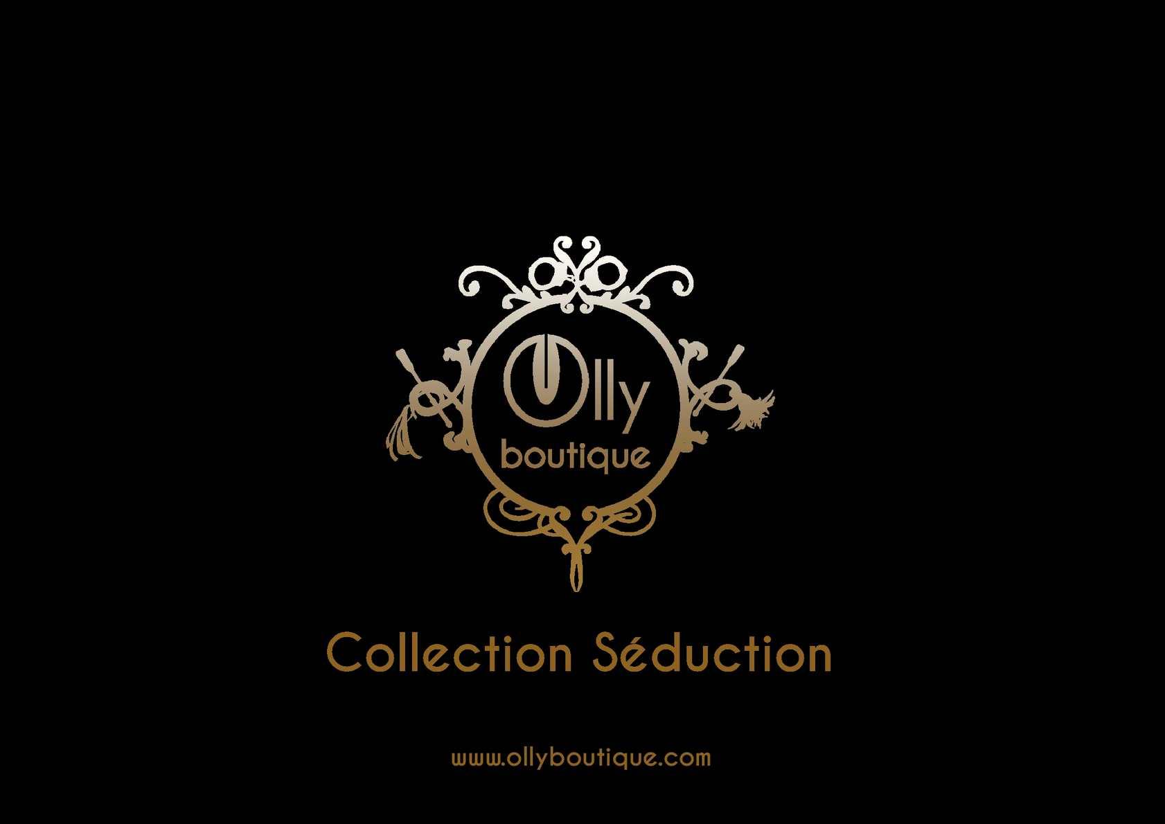 Catalogue Séduction olly boutique