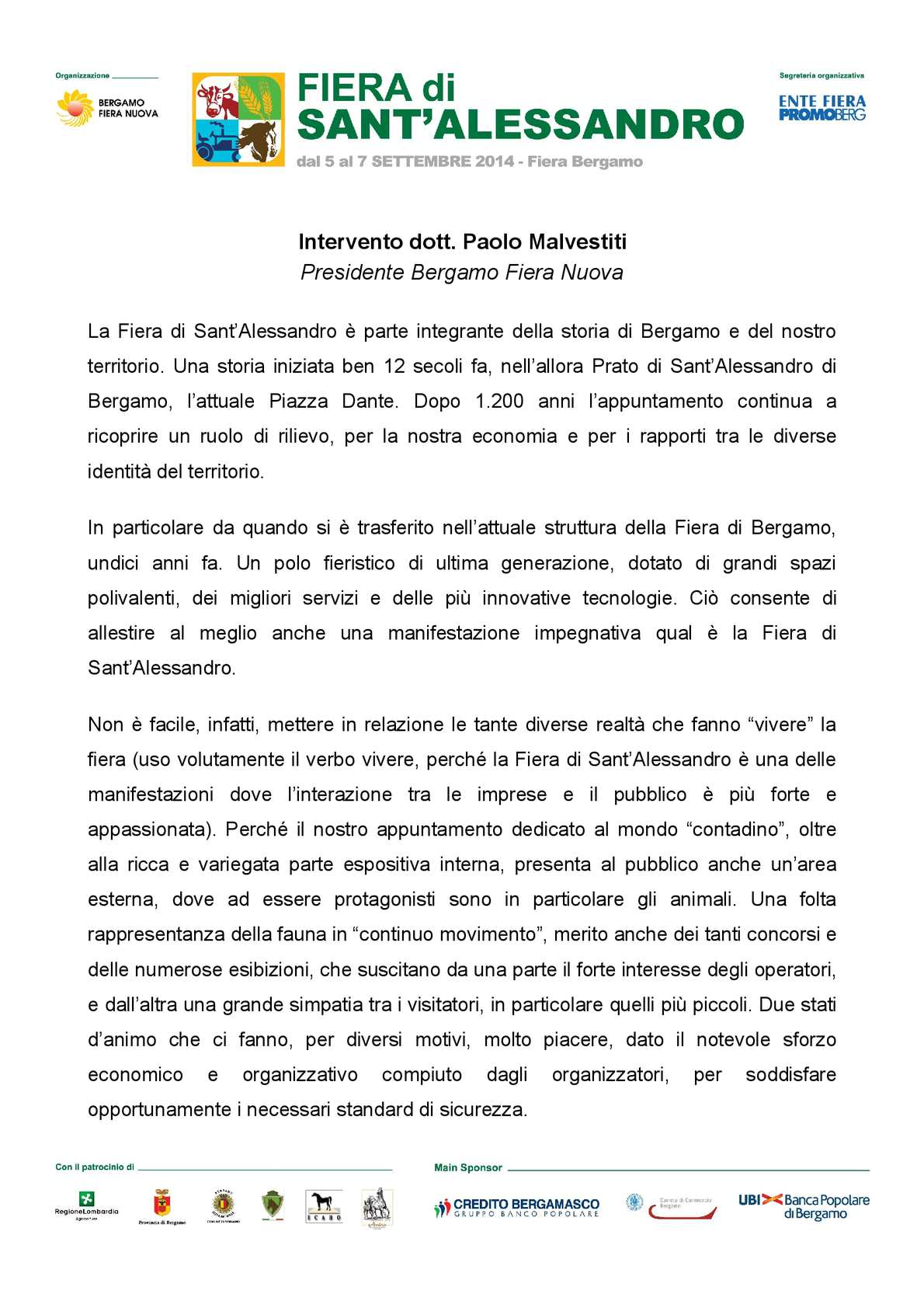 Leggi l'intervento del dott. Paolo Malvestiti