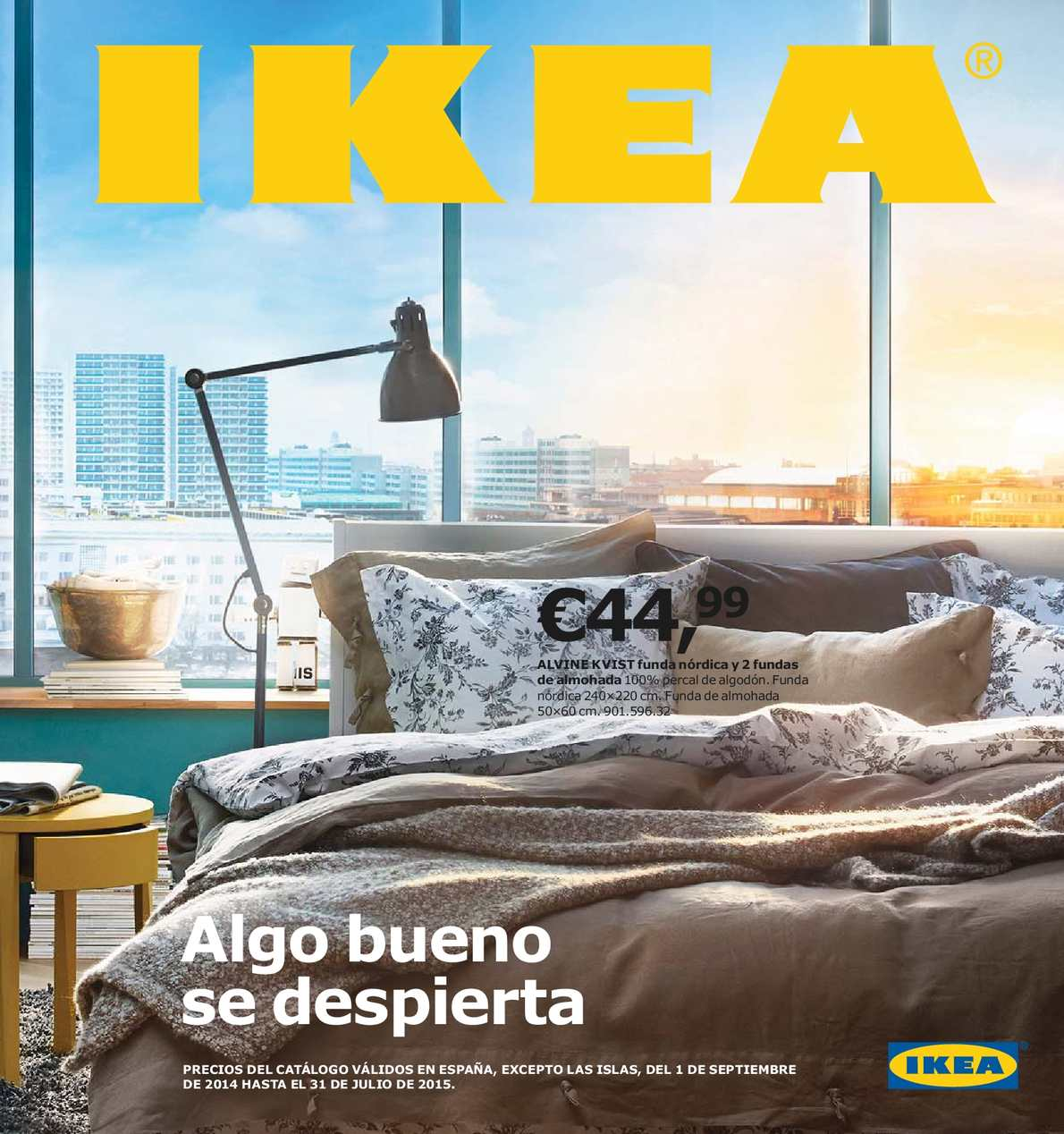 Calaméo - Ikea: Algo bueno se despierta