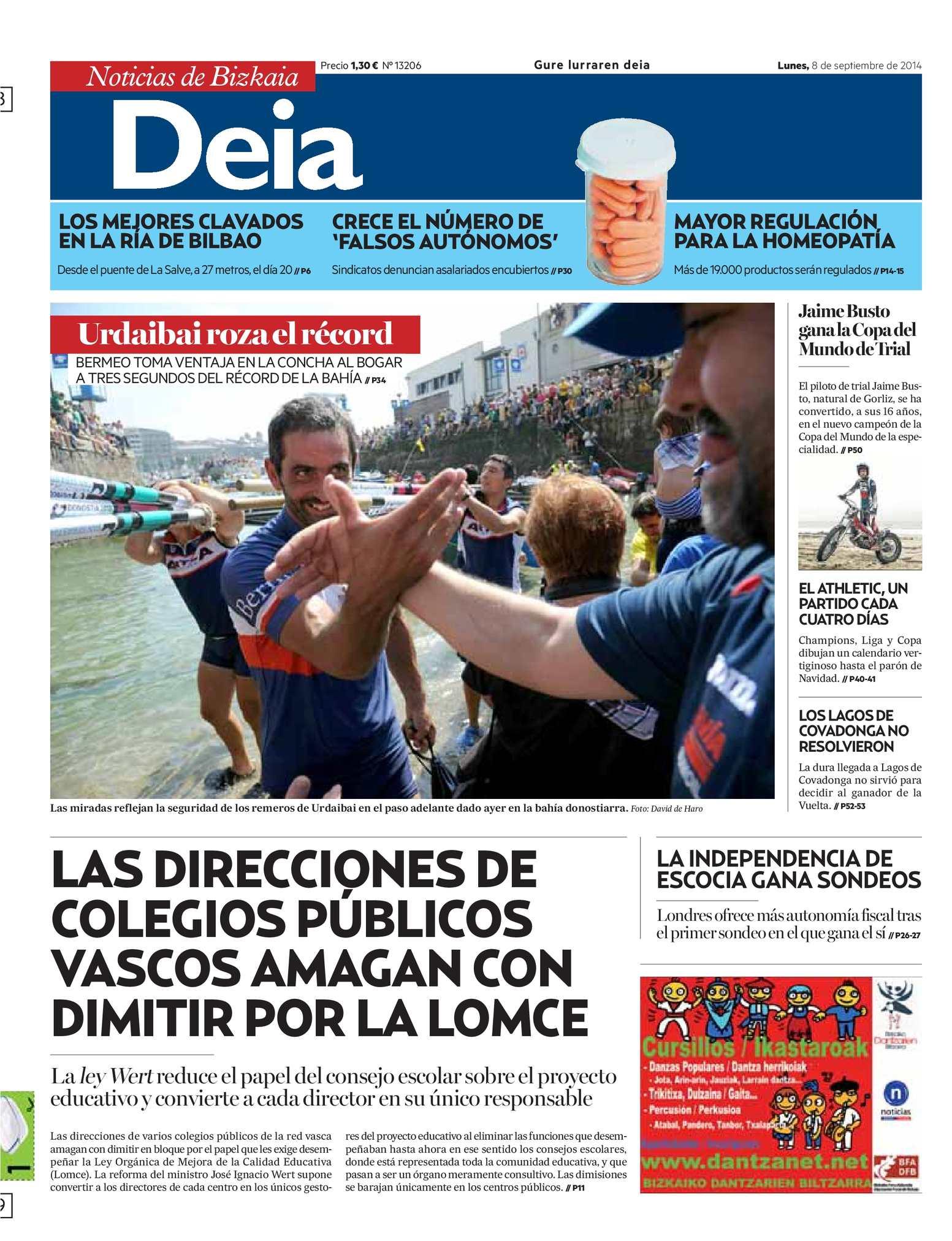 Calaméo - Deia 20140908