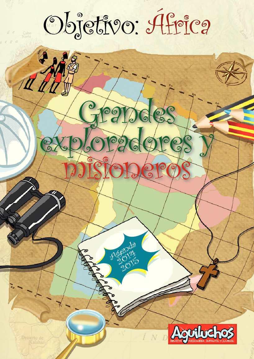 Agenda Escolar Aguiluchos 2014-2015