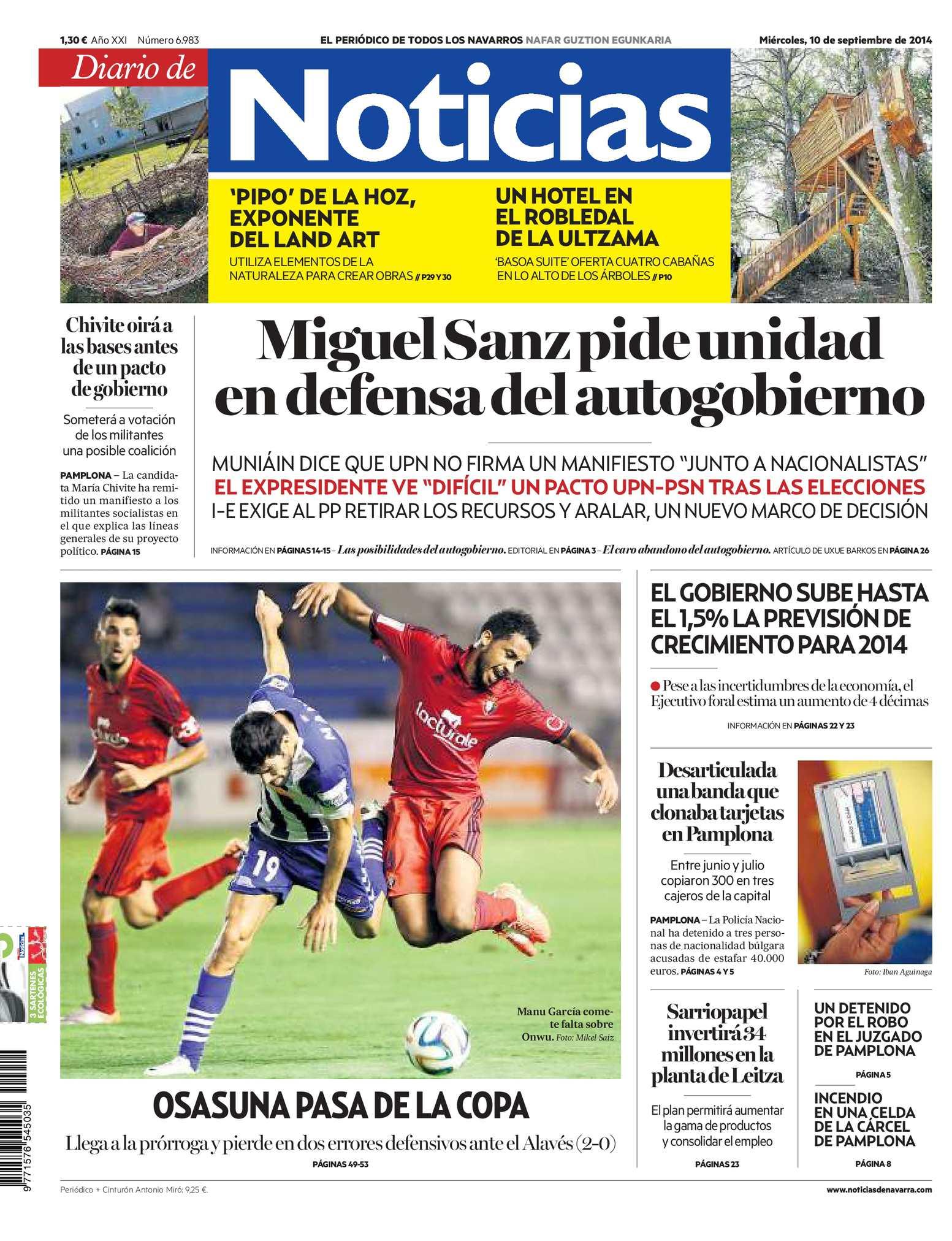 Calaméo - Diario de Noticias 20140910