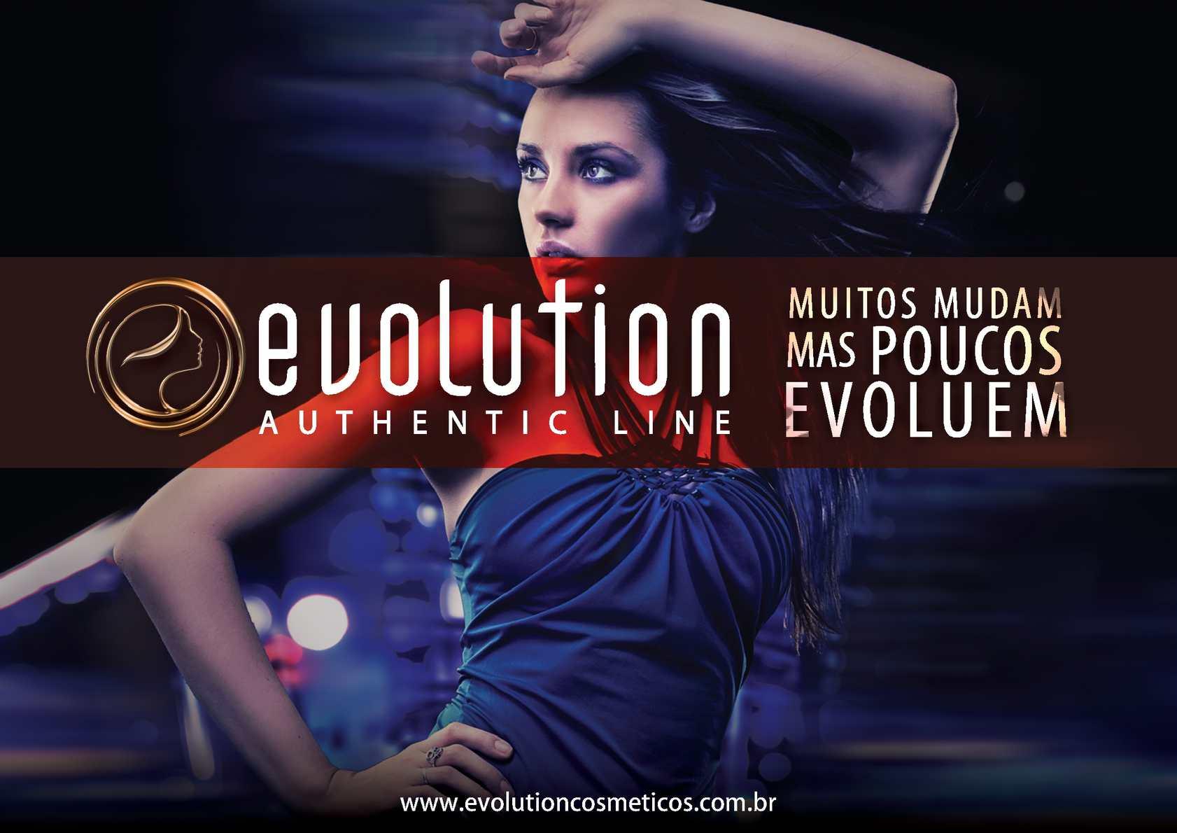 EVOLUTION AUTHENTIC LINE | CATÁLOGO 2014