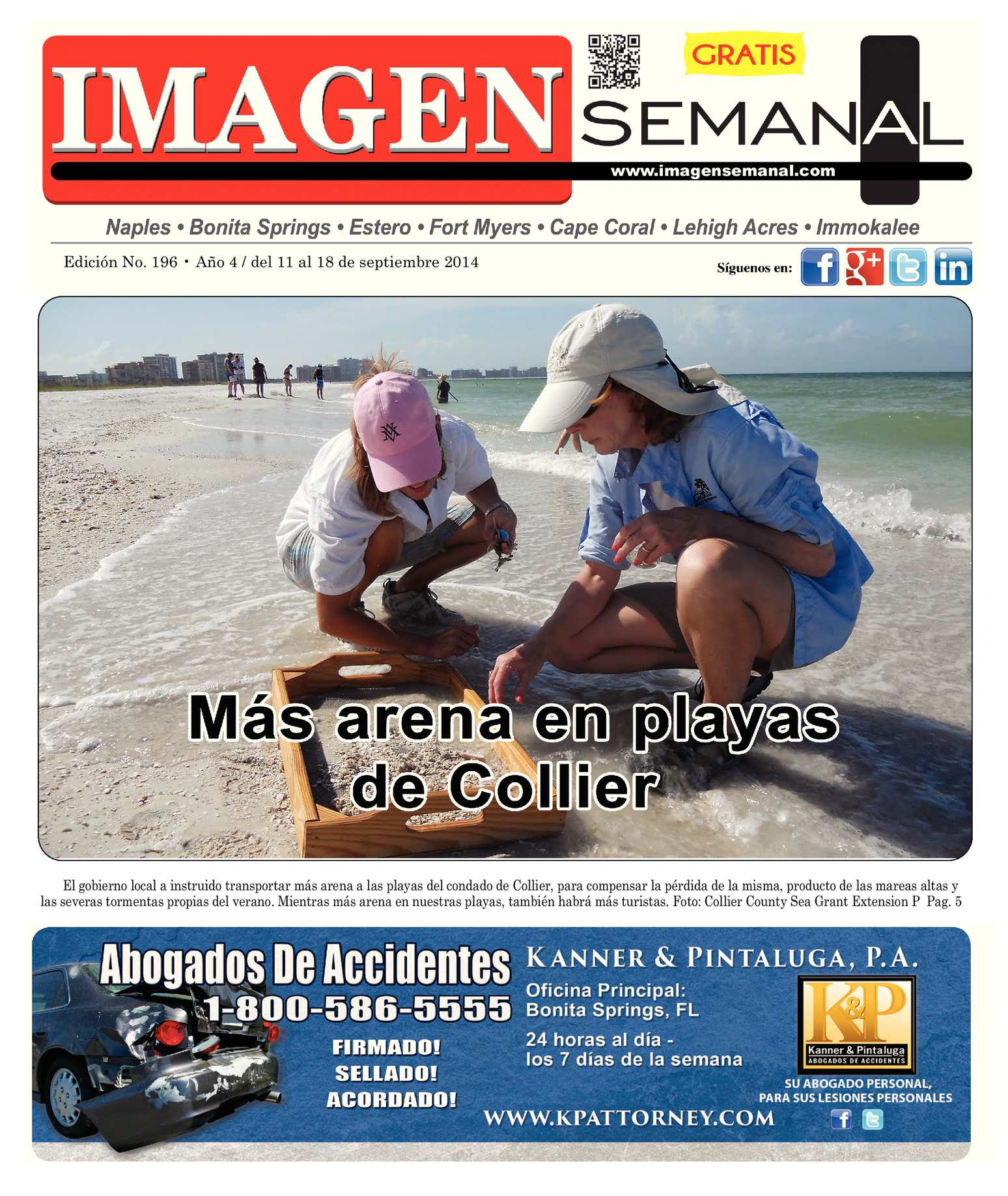Calaméo - Imagen Semanal Edición # 196